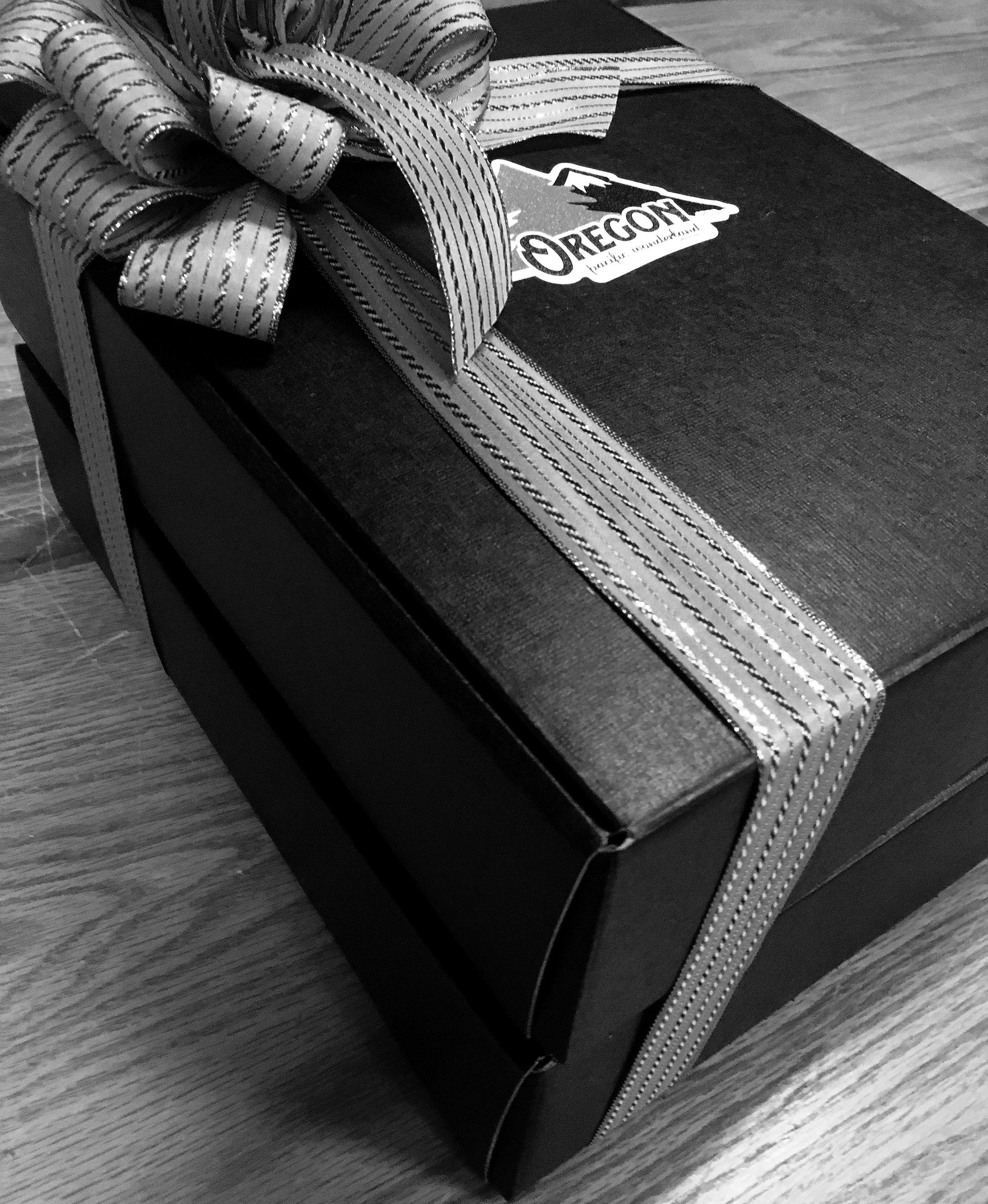 2 tier gift box design