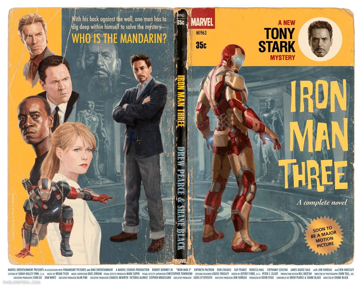 Tony Stark The Novel