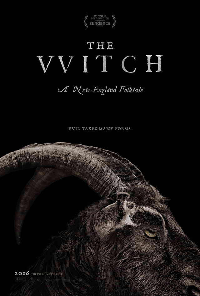 The Witch Movie Poster Goat Variant