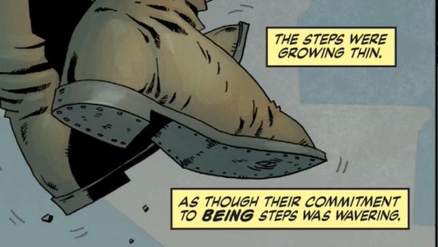 Taken from  The Unwritten . An even better graphic novel series than Sandman.