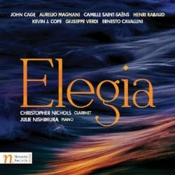 Elegia Cover - Christopher Nichols