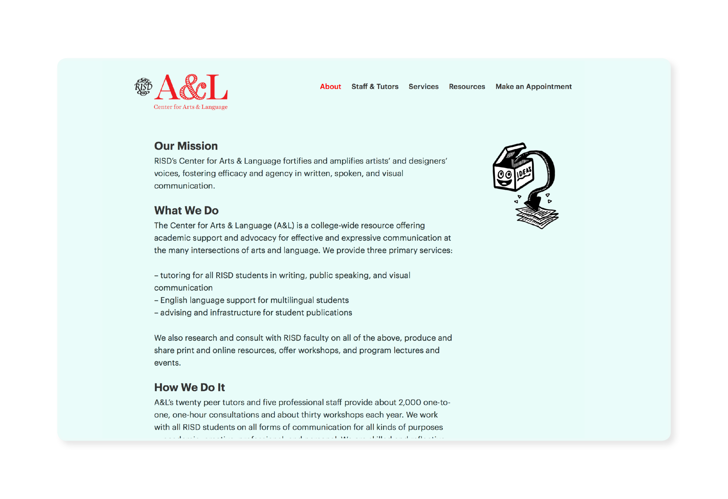 A&L – About Us
