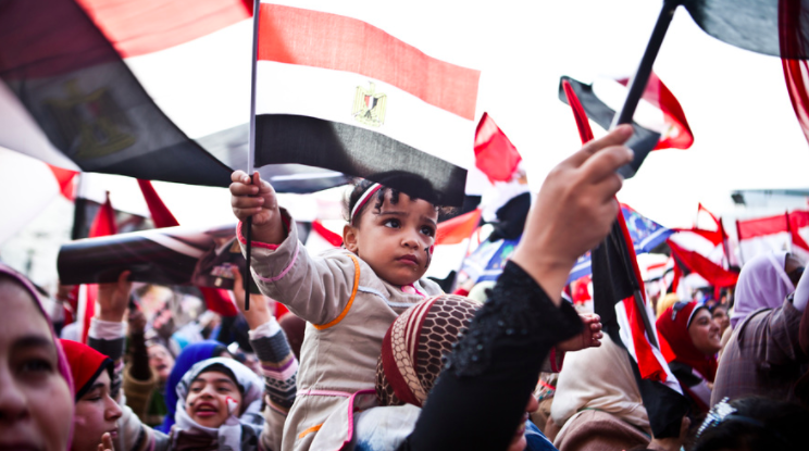 Newsela overview of the Arab Spring
