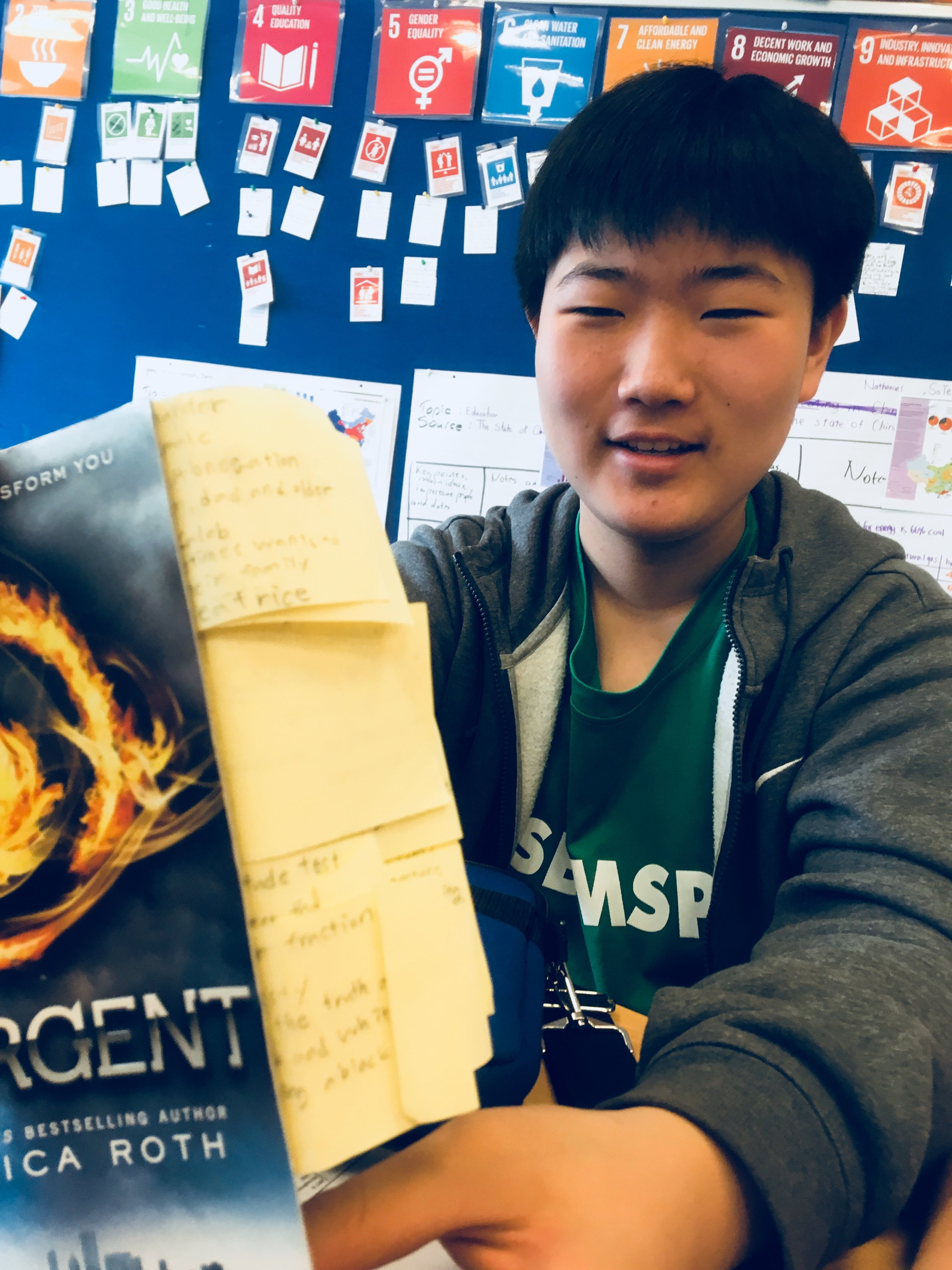 Especially for EAL learners, preparing for Book Clubs utilizing comprehension strategies eventually leads to a greater appreciation for literature and the internalization of strategies.