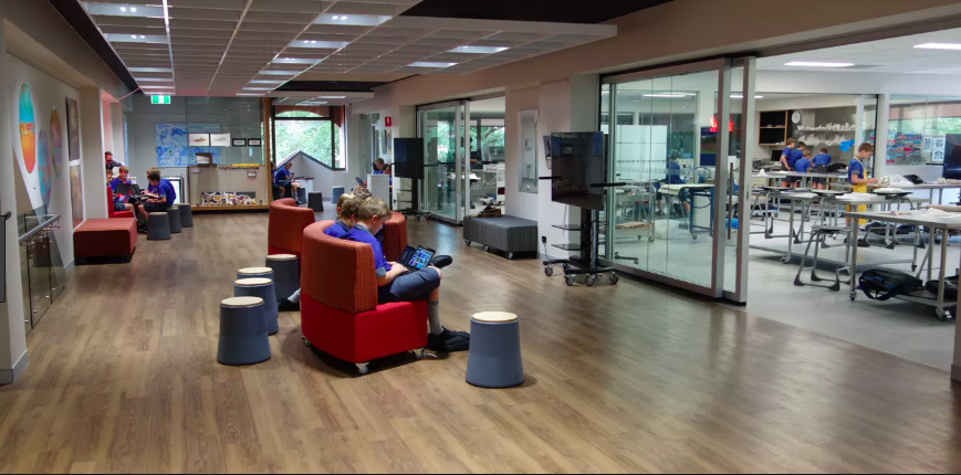 Flexible Learning Spaces: The impact of physical design on student outcomes