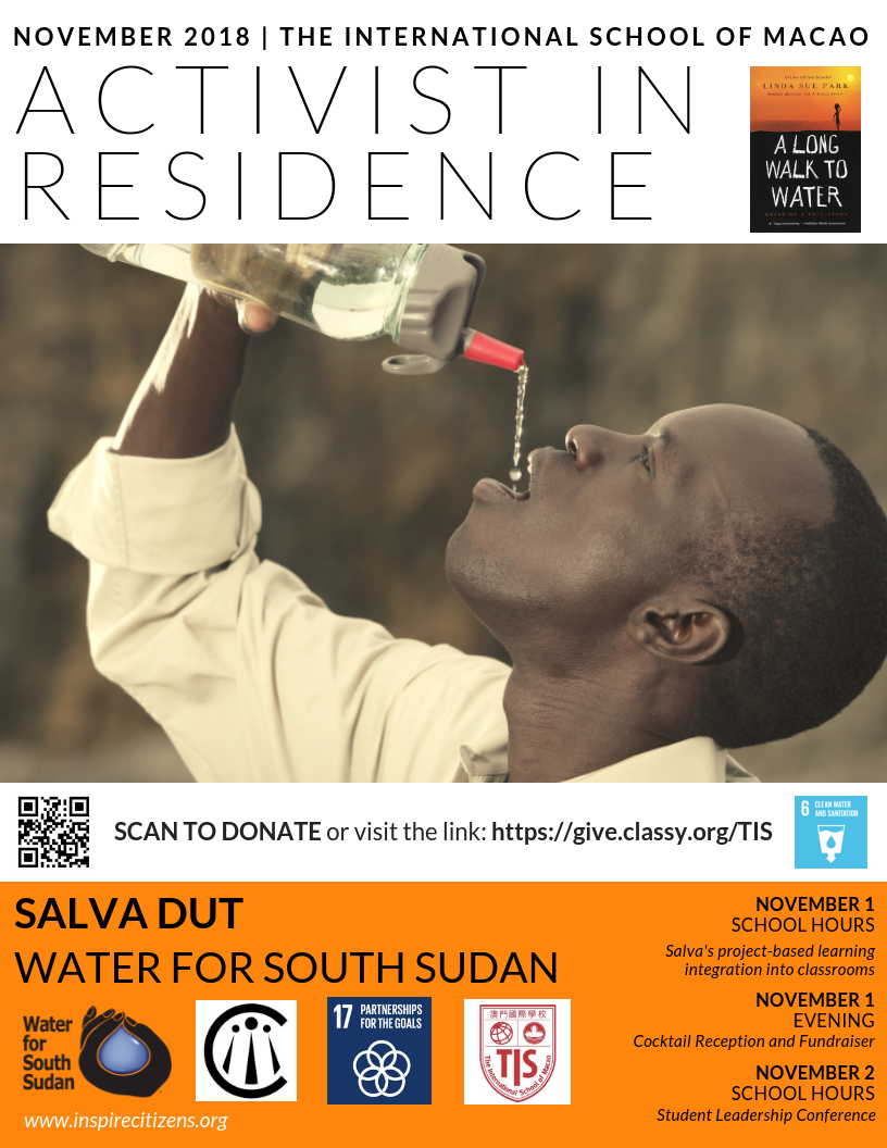 2 Activist in Residence_Salva Dut, Water for South Sudan.png