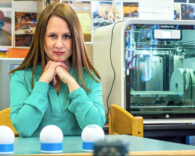 Laura Fleming - Expertise:Design 4 Impact, Citizens MakerspacesDesigning the Best Creative Spaces in K–12#TeachSDGs AmbassadorLaura Fleming has been an educator in the state of New Jersey for over 20 years. She has been both a classroom teacher and media specialist in grades K-8 and currently as a Library Media Specialist for grades 9-12. She has played a prominent role in education as a writer and speaker and has served as an educational consultant on next-generation teaching methods and tools.Laura is the author of the best-selling books, Worlds of Making: Best Practices for Establishing a Makerspace for Your School, and The Kickstart Guide to Making GREAT Makerspaces. She is also a recipient of the National School Boards '20 to Watch' in Educational Technology Leadership for 2014 and was recently nominated as a White House Champion of Change for Making. She is also the architect of an online microcredentialing platform, and is considered by some to be a pioneer in that space. In addition, she is the creator of an online digital academy.Laura currently serves as an adjunct professor for Rutgers University, where she designed and is teaching a graduate course on makerspaces. She is the founder of Worlds of Making, LLC, an educational company designed to offer meaningful professional development makerspace experiences for educators. She is also the co-founder of Hands-On Coding, LLC, which aims to offer kinesthetic coding experiences to children.For Inspire Citizens, Laura supports schools and educators in the crucial endeavor of adding the WHY to making, looking at global competence frameworks and SDG targets as means of building student capacity for empathy, sustainable thinking, and designing for impact.worldsofmaking.com@LFlemingEDU
