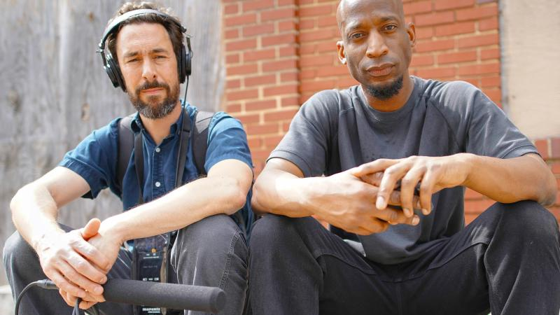 Aaron Henkin & Wendel Patrick:  Out of the Blocks is an award-winning, immersive listening experience built from a mosaic of voices and soundscapes on the streets of Baltimore. A custom-tailored score embroiders this tapestry of stories hidden in plain sight.   You can get the Out of the Blocks podcast at    Apple Podcasts    or    Google Play    Contact  Aaron Henkin    Out of the Blocks is supported by    PRX    and produced with grant funding from the   Corporation for Public Broadcasting   , the    National Endowment for the Arts   , the Cohen Opportunity Fund, The Hoffberger Foundation, Patricia and Mark Joseph, Shelter Foundation, Inc, The Kenneth S Battye Charitable Trust, The Sana and Andy Brooks Family Fund, The Muse Web Foundation, and the William G. Baker, Jr. Memorial Fund, creator of the    Baker Artist Portfolios    This program is supported in part by the  Maryland State Arts Council  (msac.org).