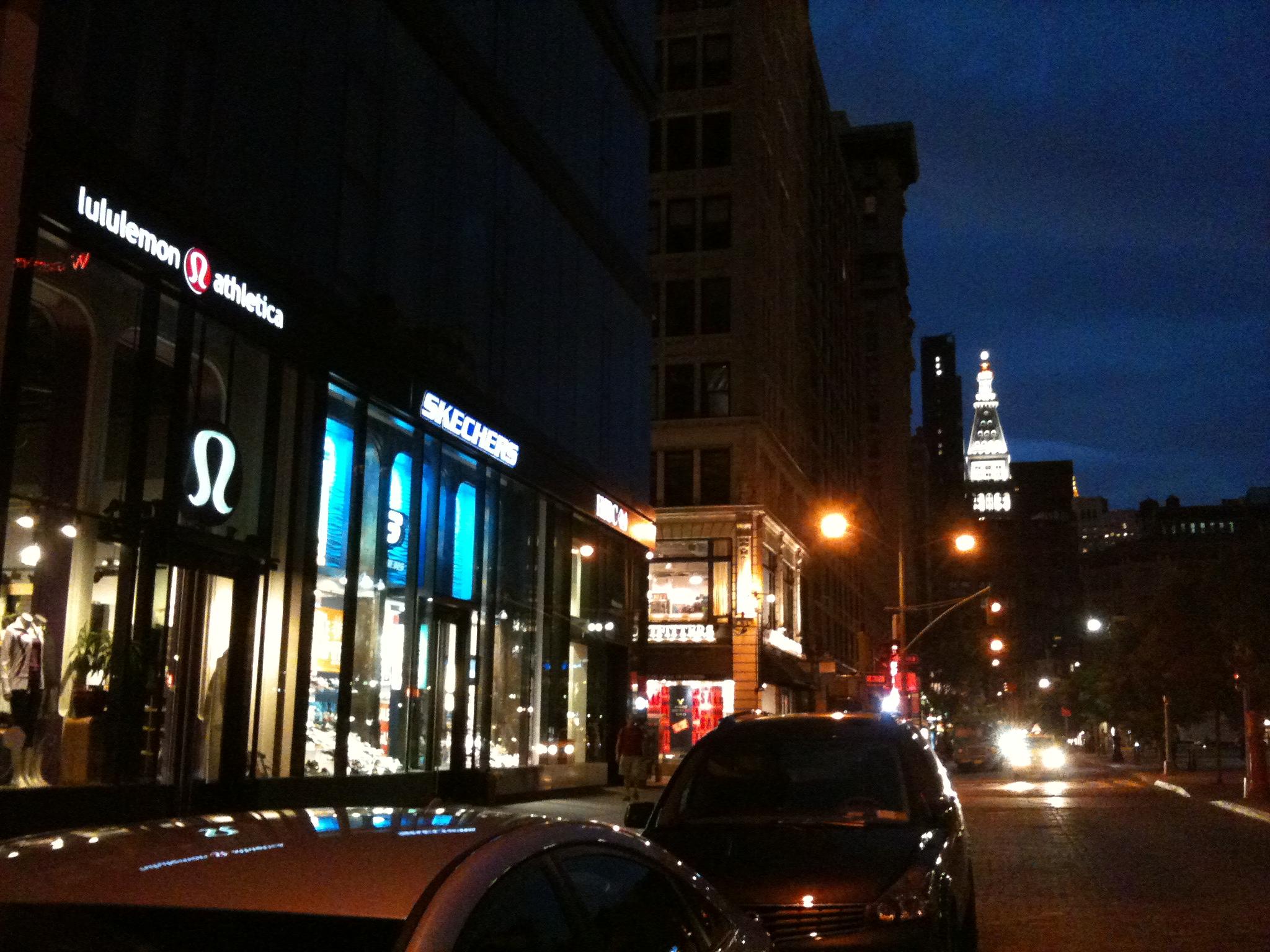 Union Square, NYC, USA  http://www.lululemon.com/newyork/unionsquarenyc