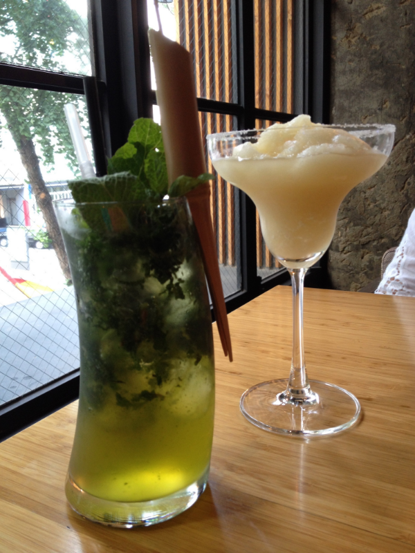 """Excellent mojito and pear daiquiri. Always on the lookout for great mojitos - so far this place and """"All That Jazz"""" has the best mojitos I've had to date in Korea so far!"""