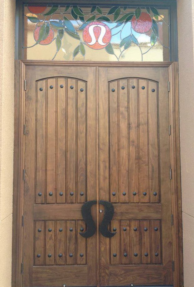 http://www.lululemon.com/irvine/irvine?sli=1  Gorgeous stained glass and door design
