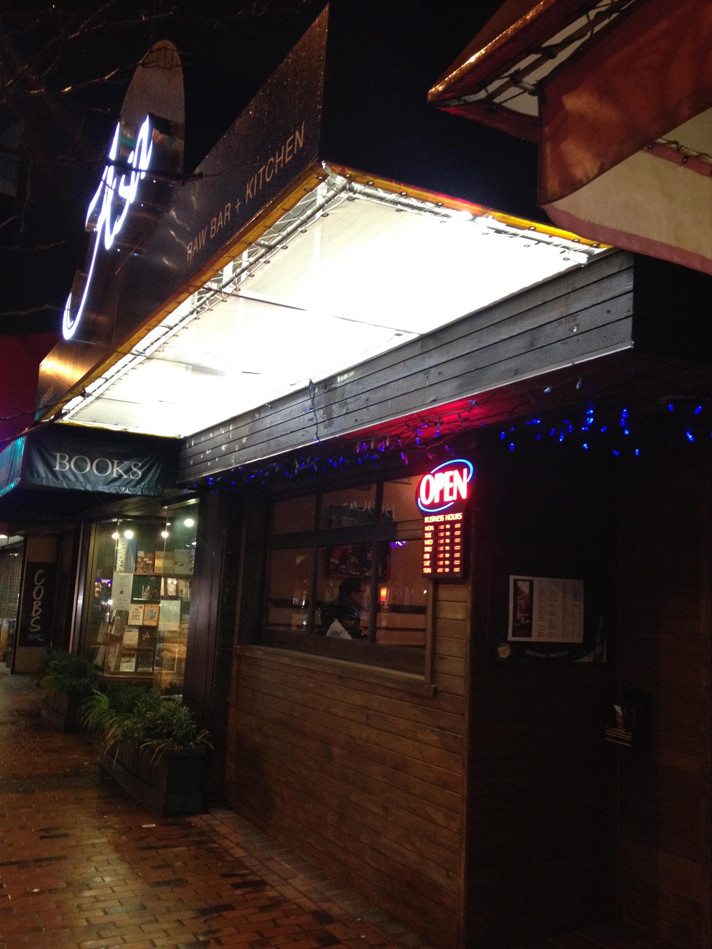 ASA Sushi on West 41st Avenue