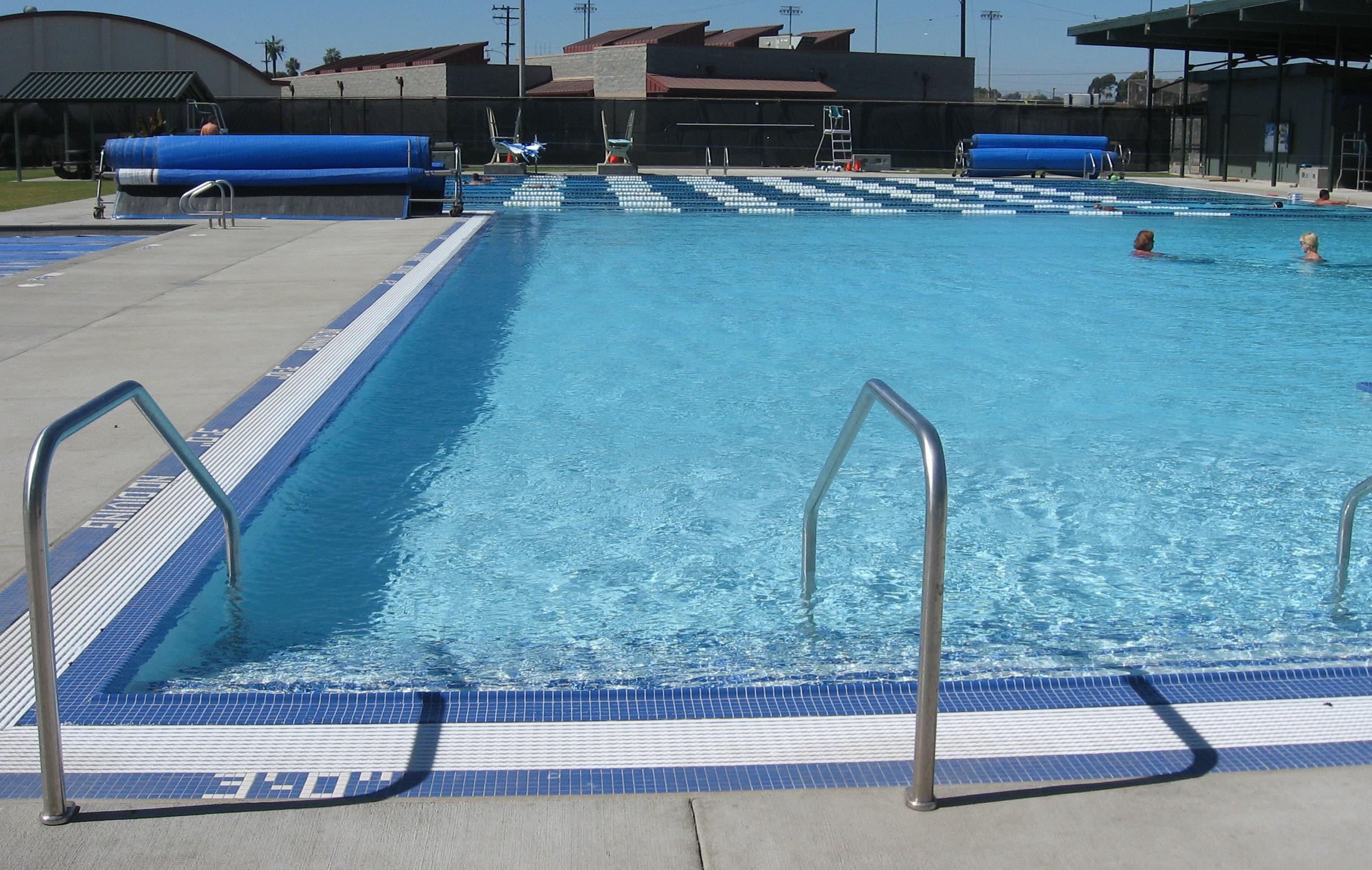 Hawthorne pool photo