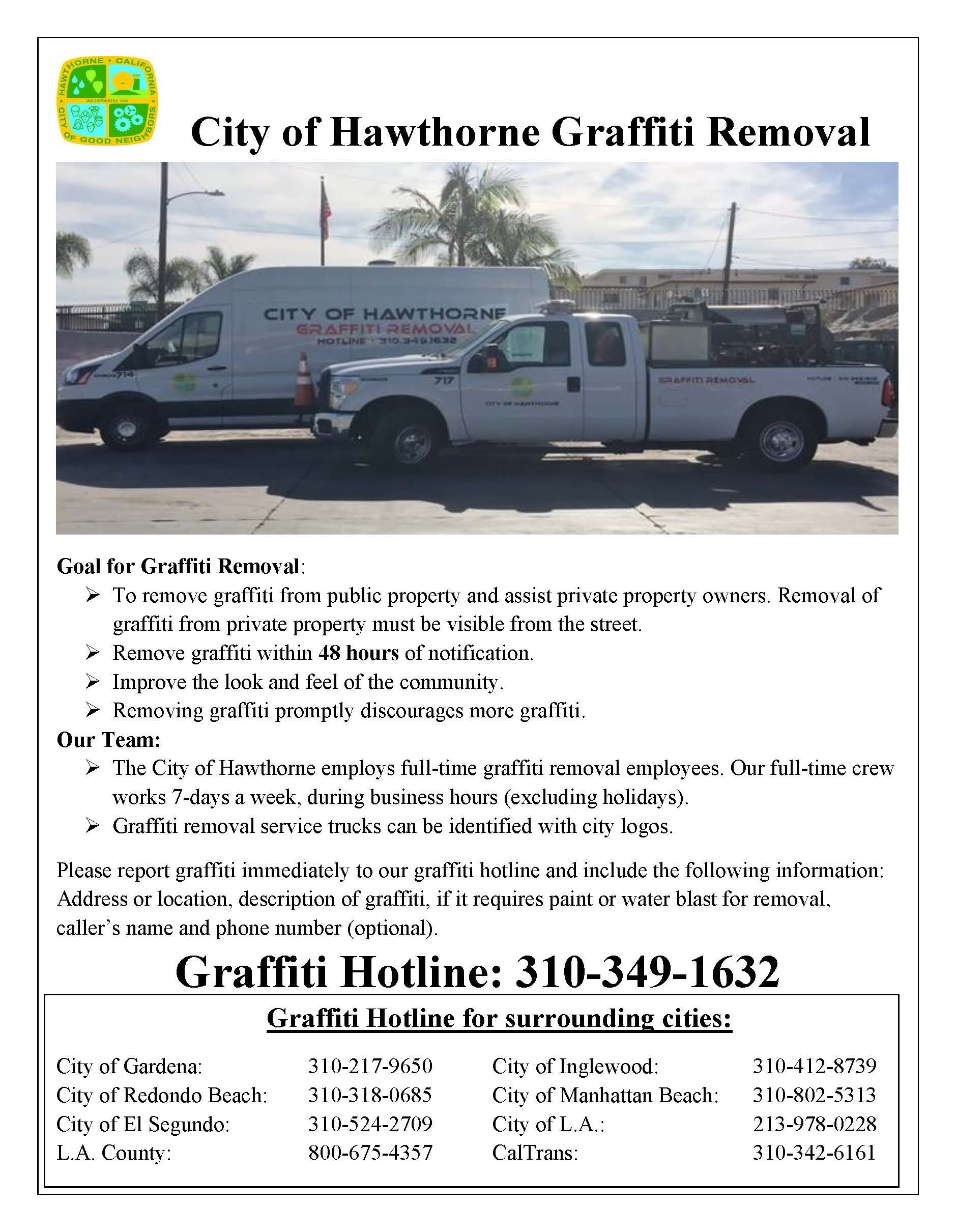 Graffiti Hotline