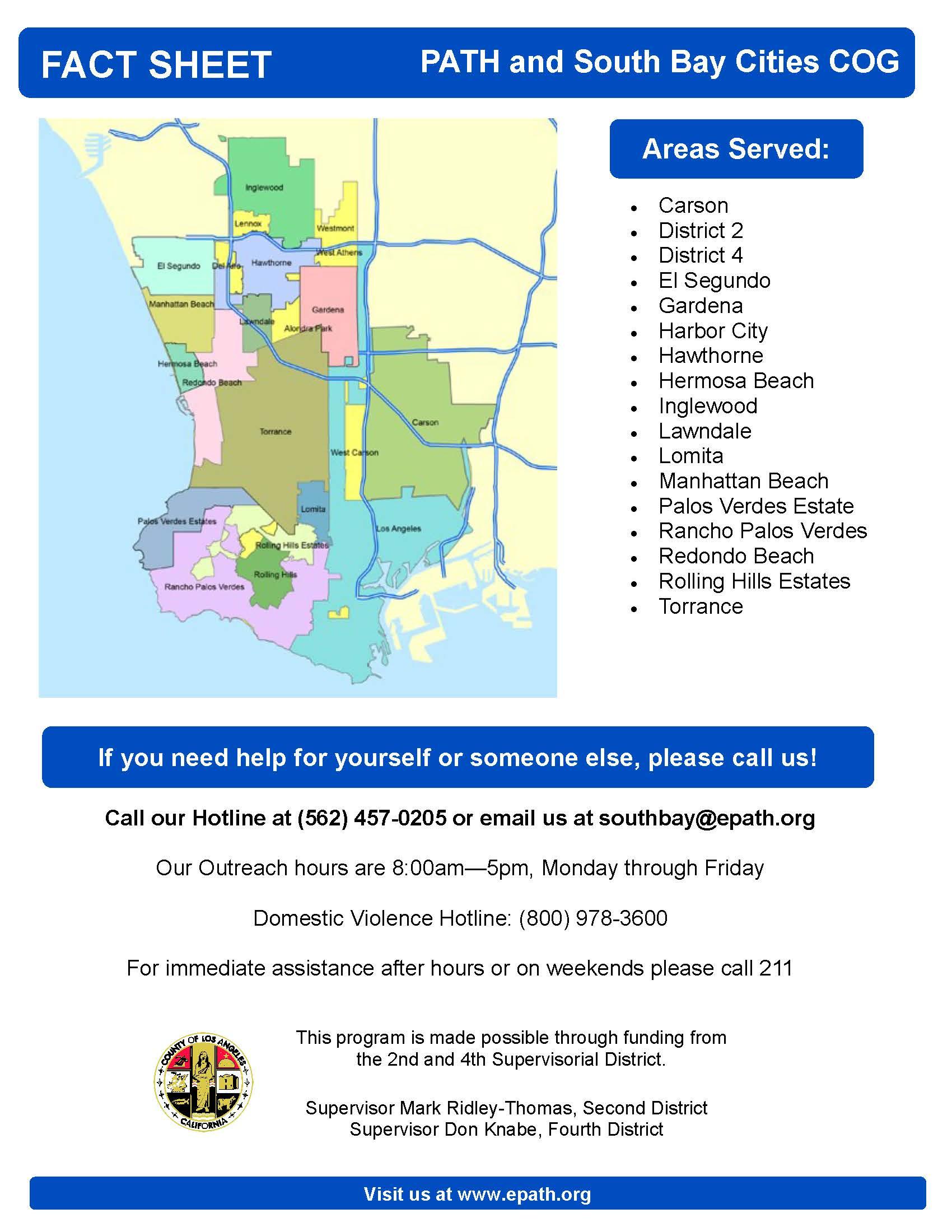 Hawthorne California Map.Community News Events Hawthorne California
