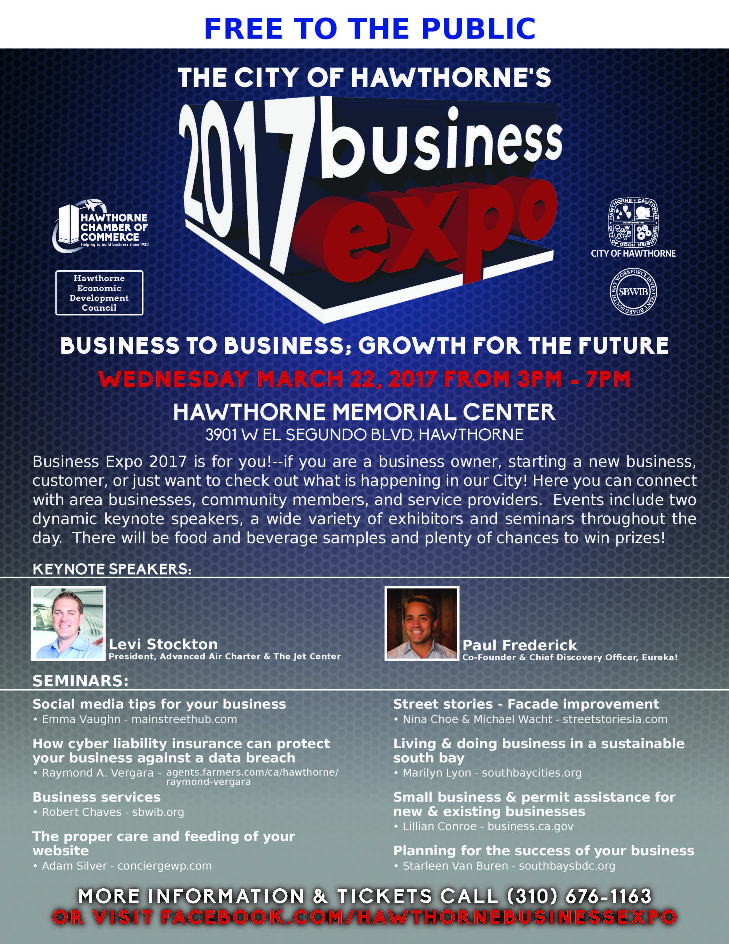 City of Hawthorne's 2017 Business Expo