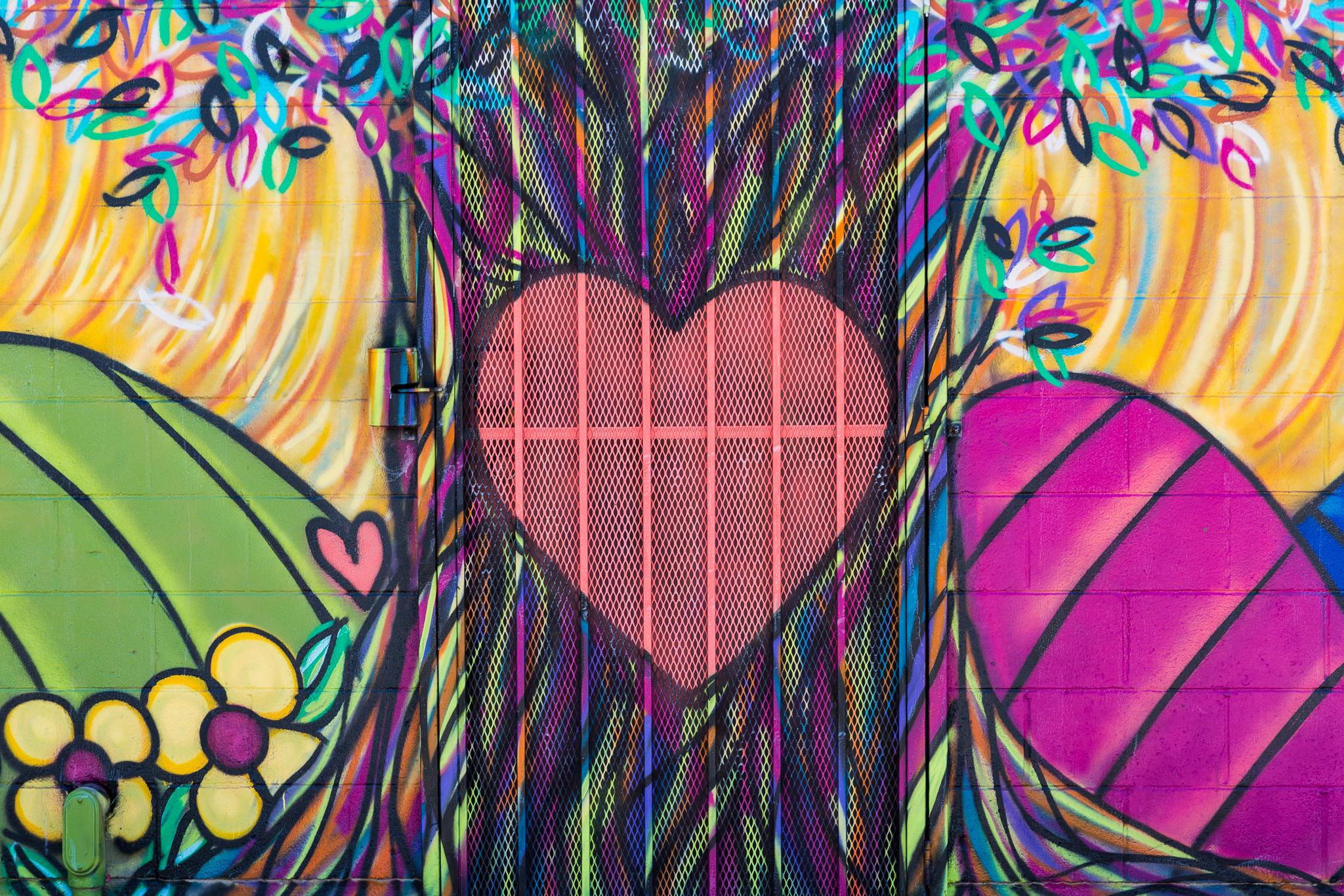 Closeup of Heart