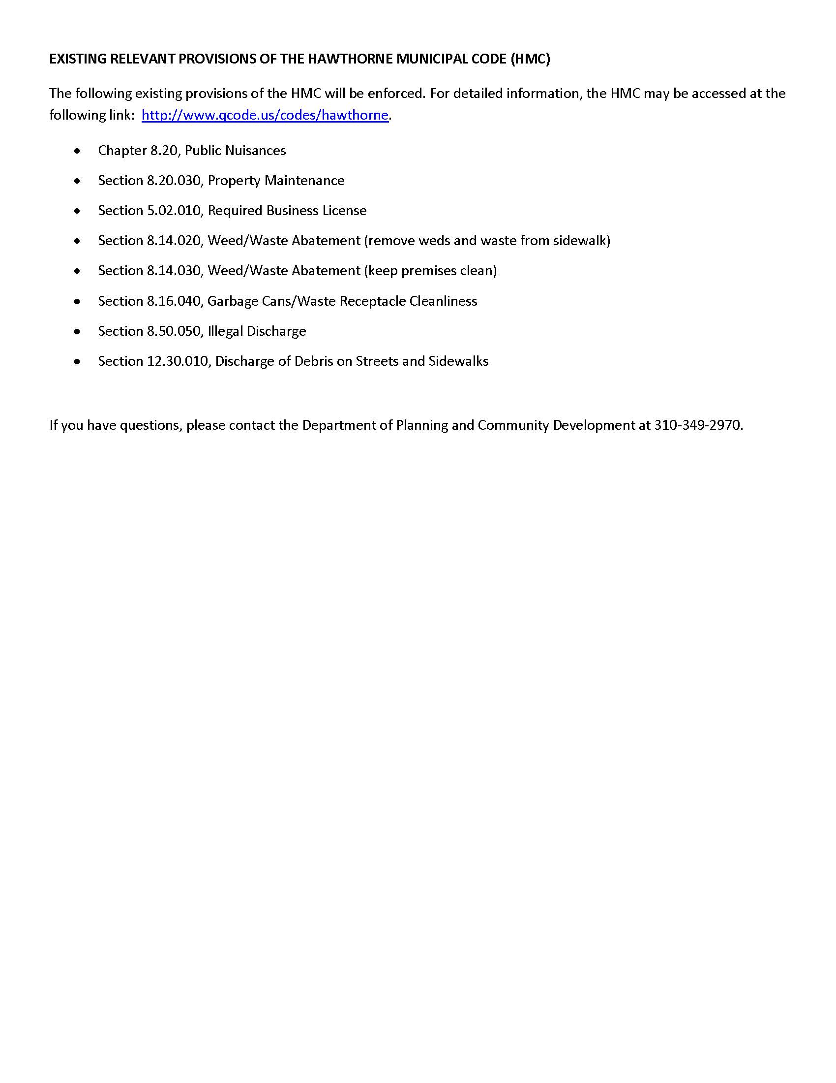 Commercial Cleaning Requirment - pg2