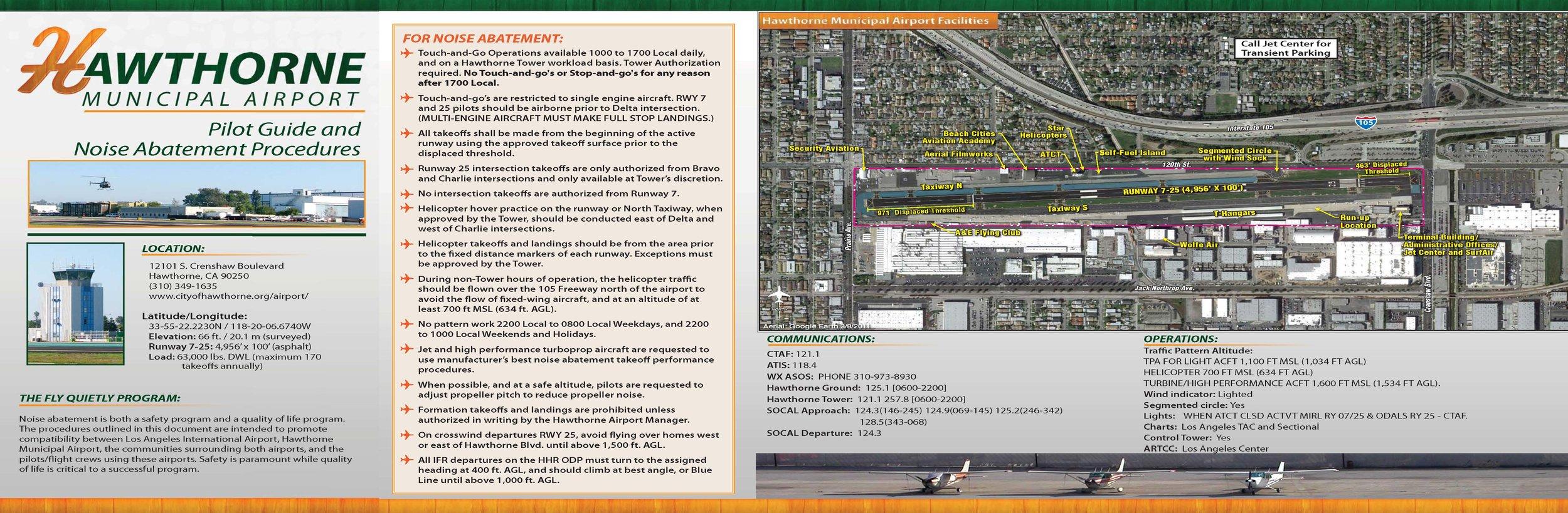 Airport Noise Abatement Procedure pg 1