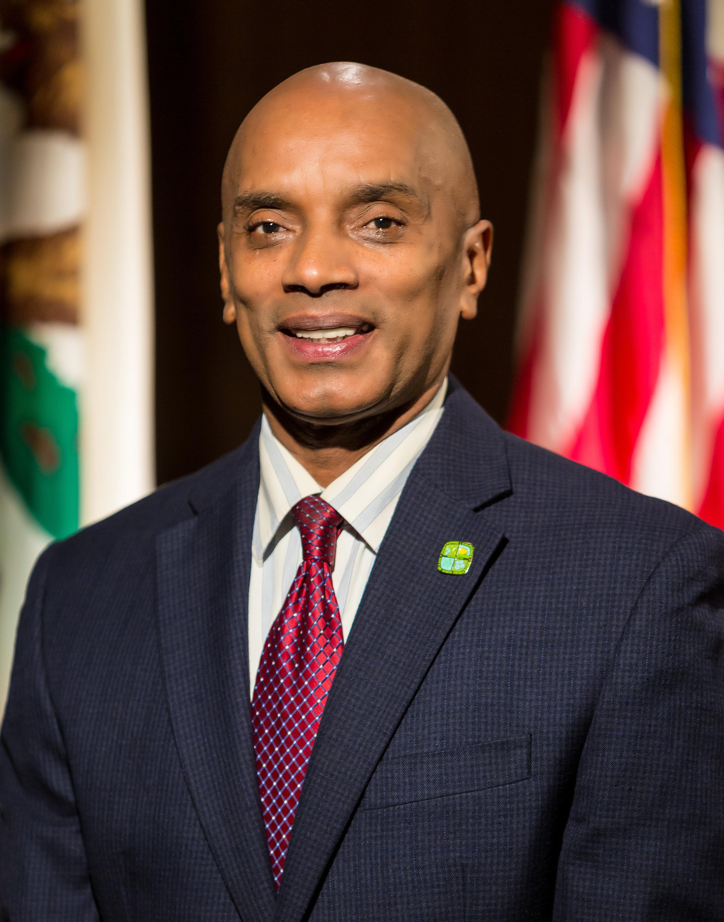 Council Member Alex Monteiro