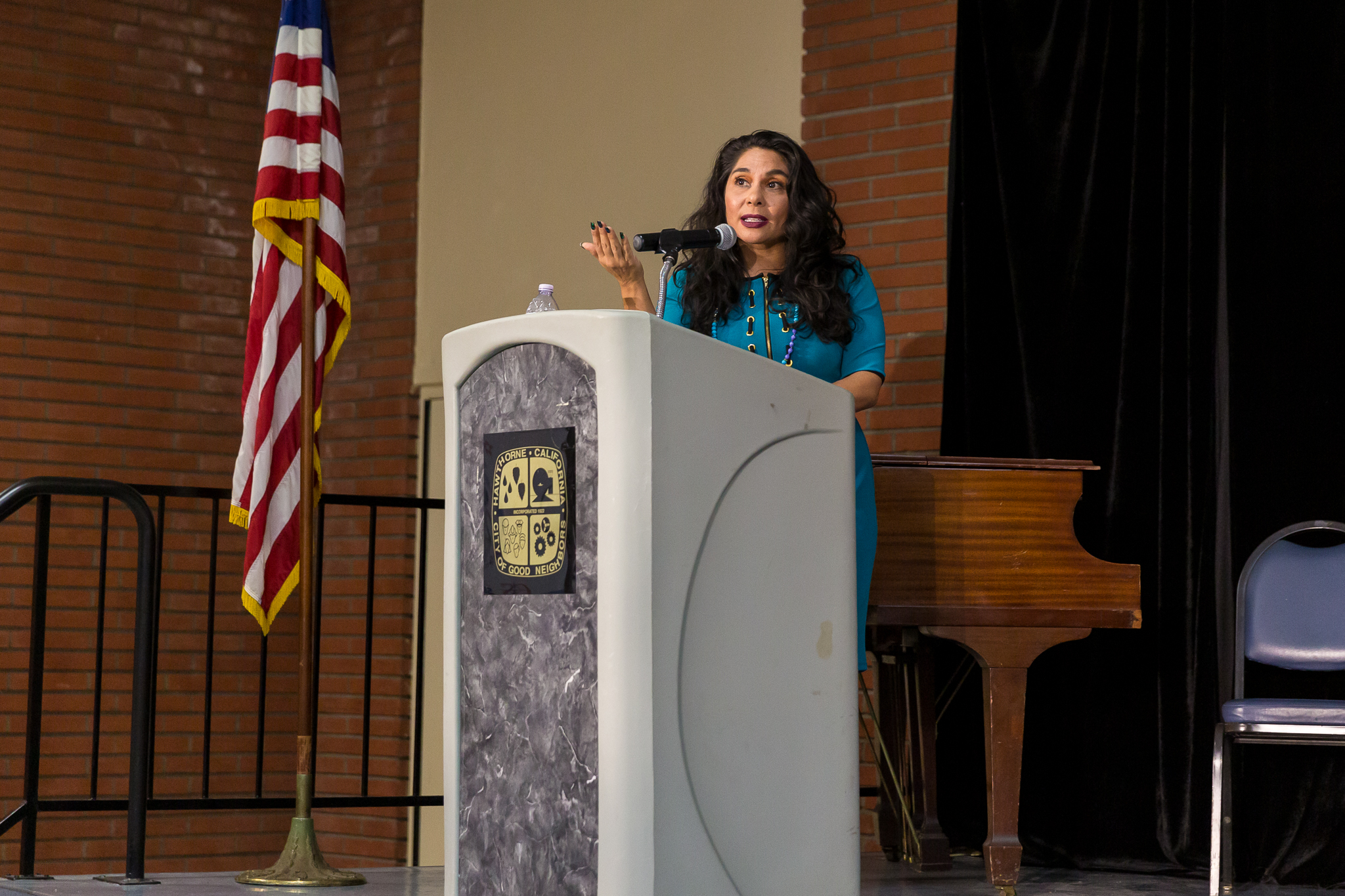 Speaker Deborah Deras