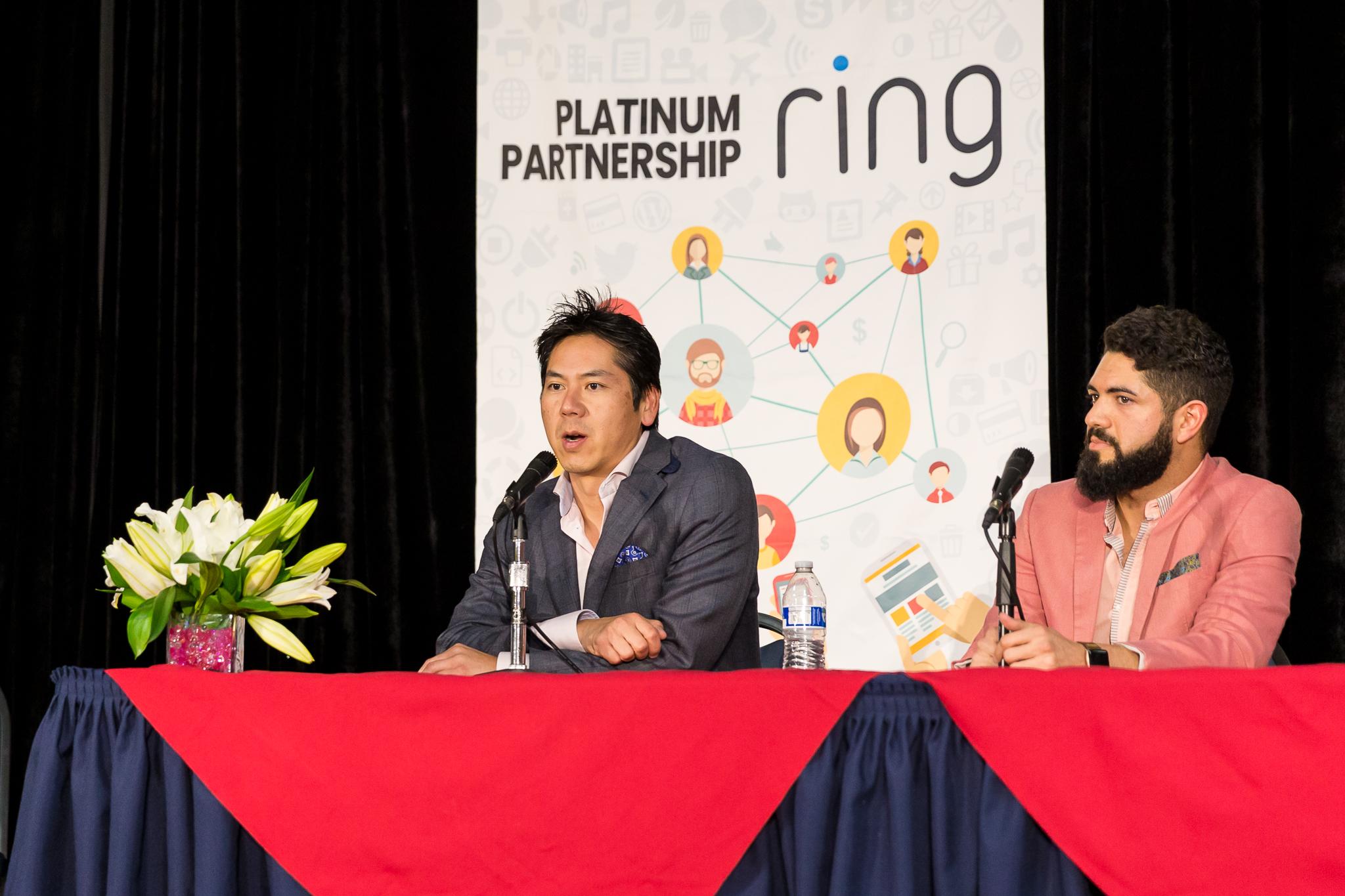 Speaker Mel Tang - Ring