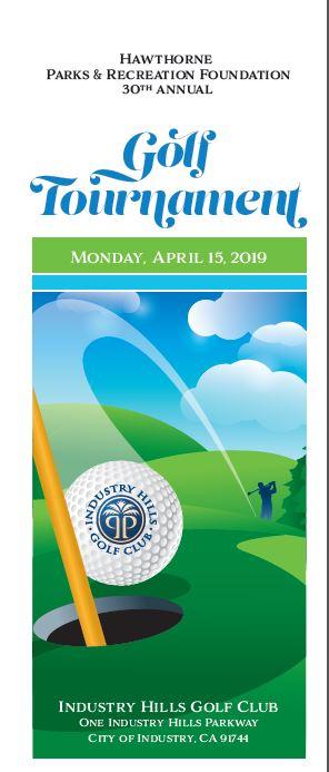 Hawthorne Parks & Recreation 30th Annual Golf Tournament