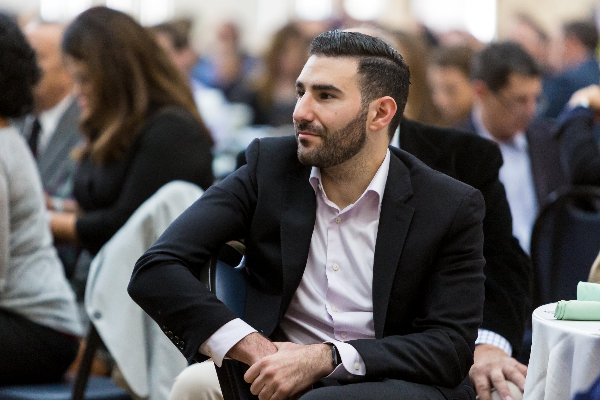 Council Member Haidar Awad