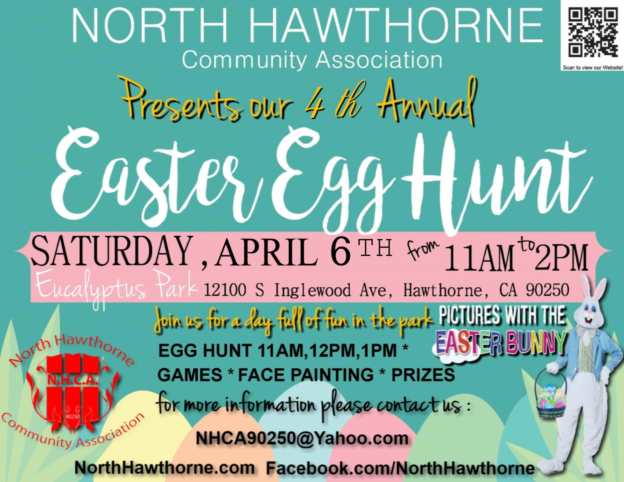 North Hawthorne Community Association 4th Annual Easter Egg Hunt