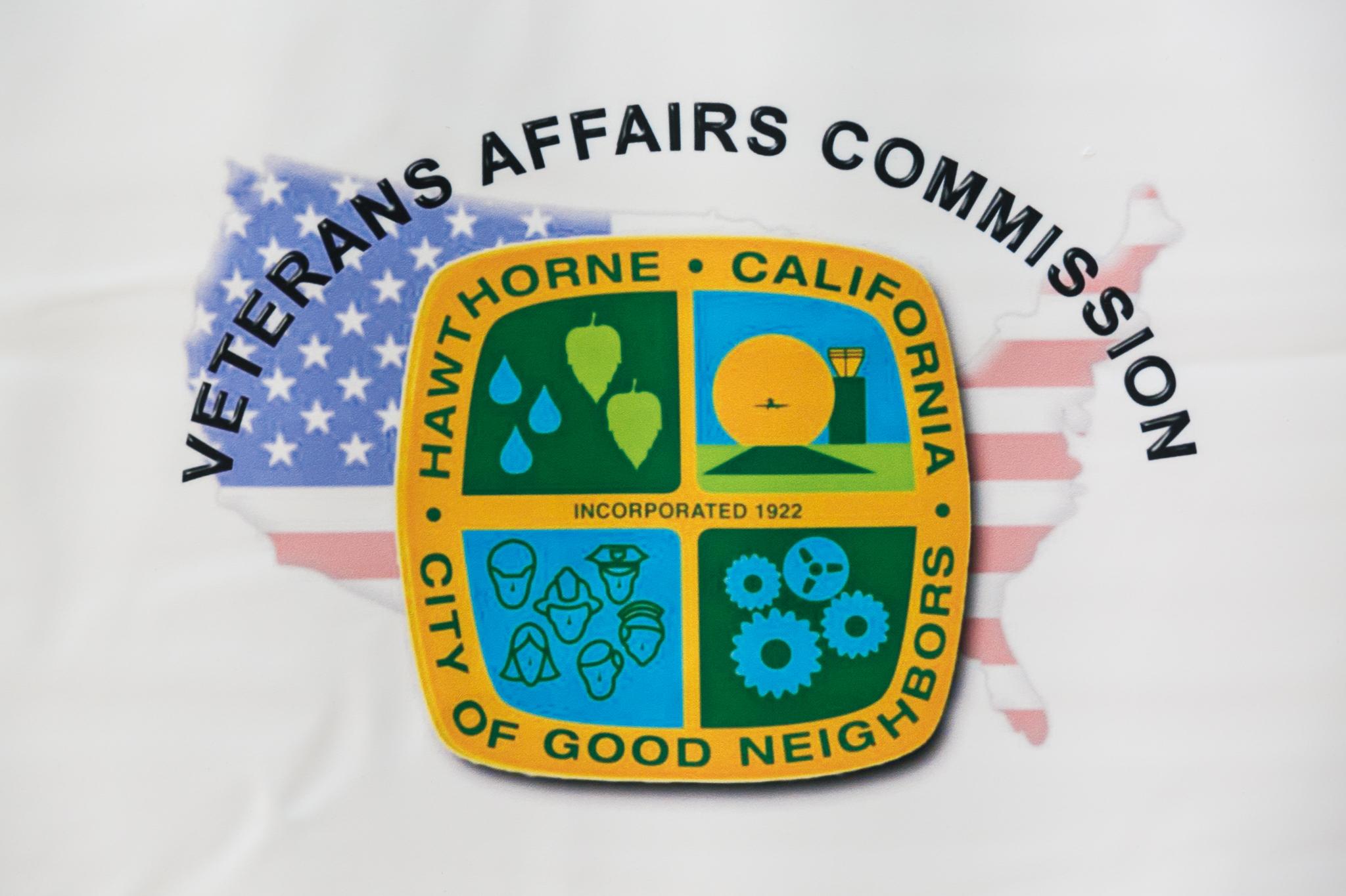 Veterans Affairs Commission logo