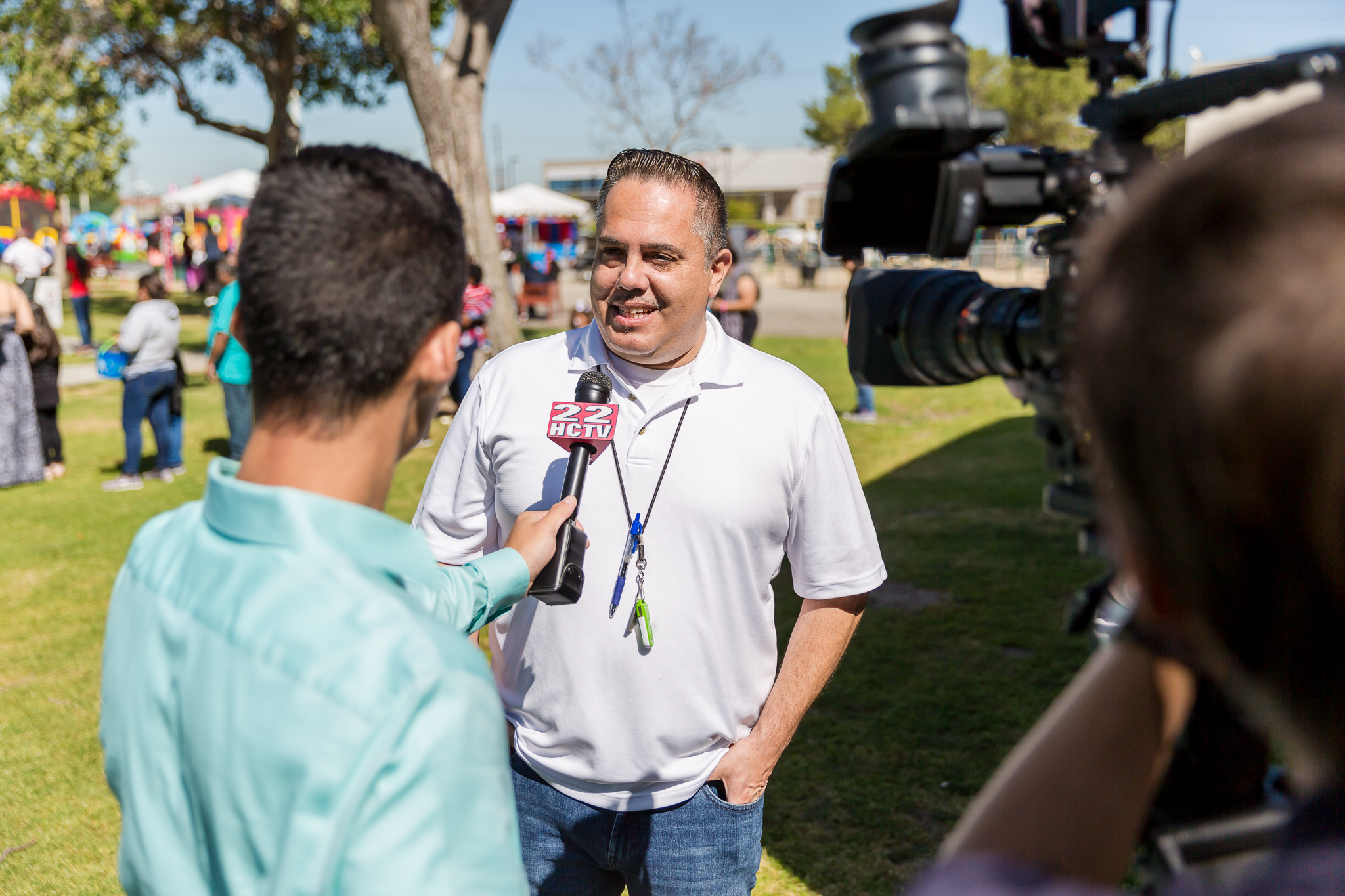 Interview with Mayor Alex Vargas