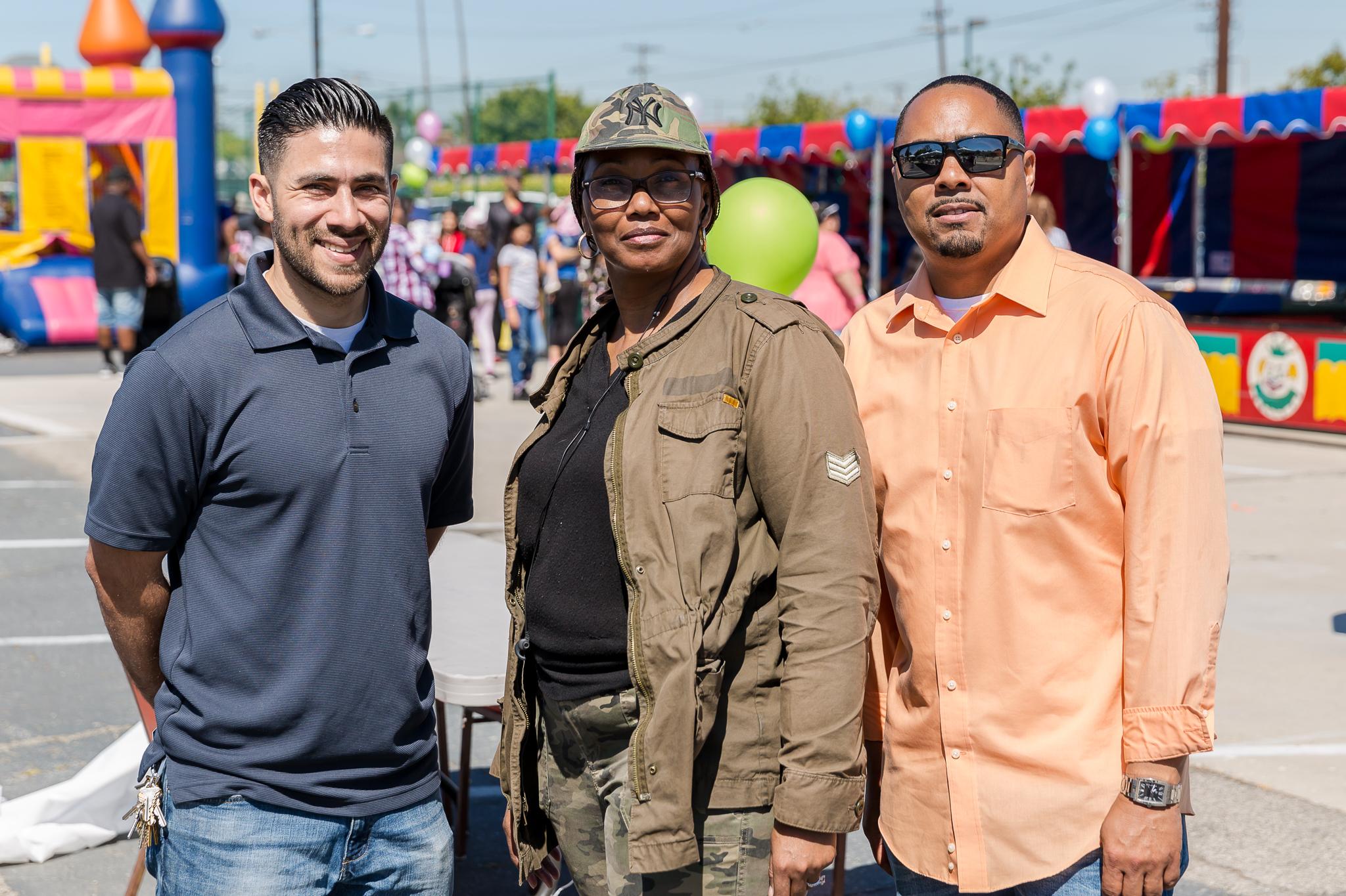 Parks & Rec staff
