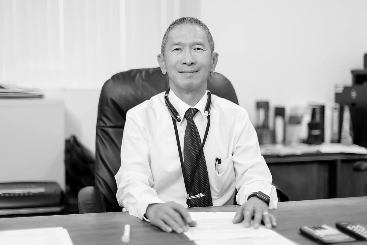 Director Peter Wang