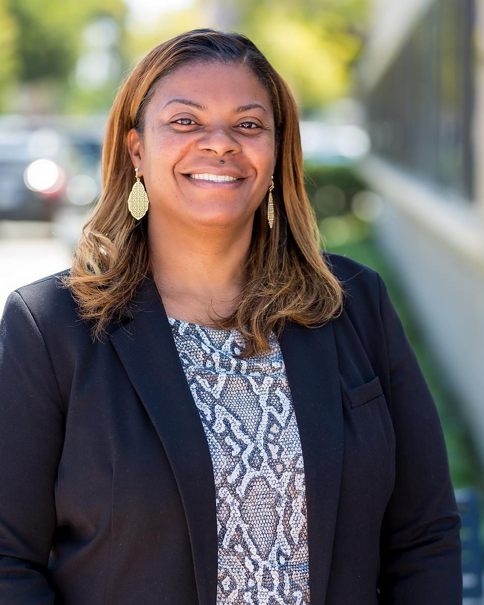 Manager of Housing Kimberly Mack