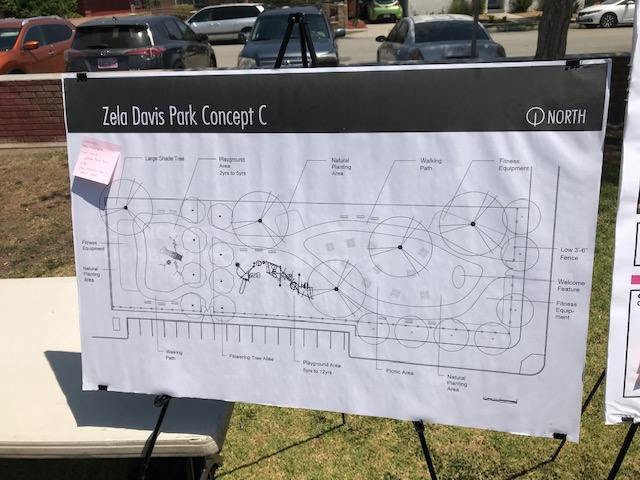 Park Plan C