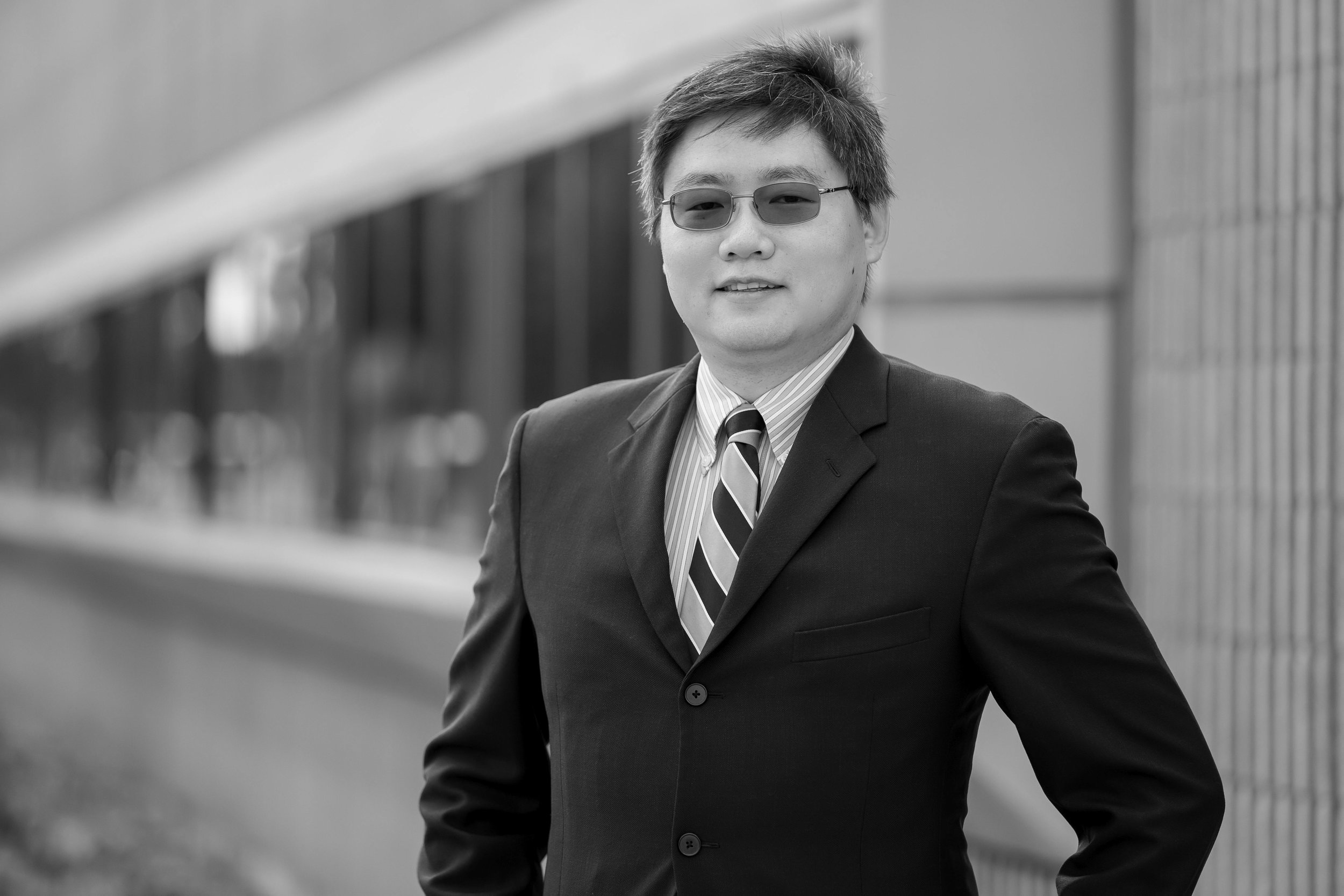 Director Frank Feng