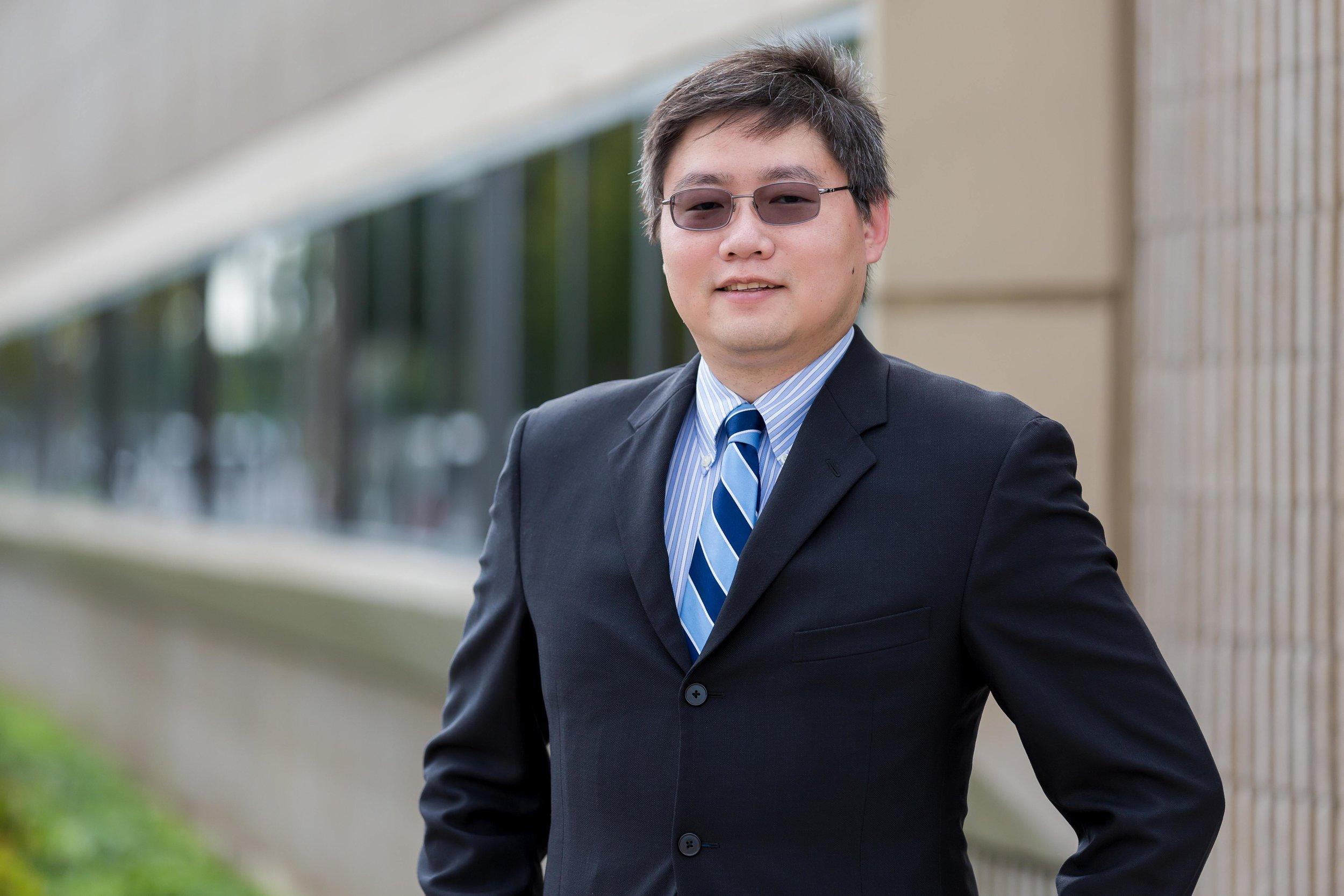 Director of Licensing Frank Feng