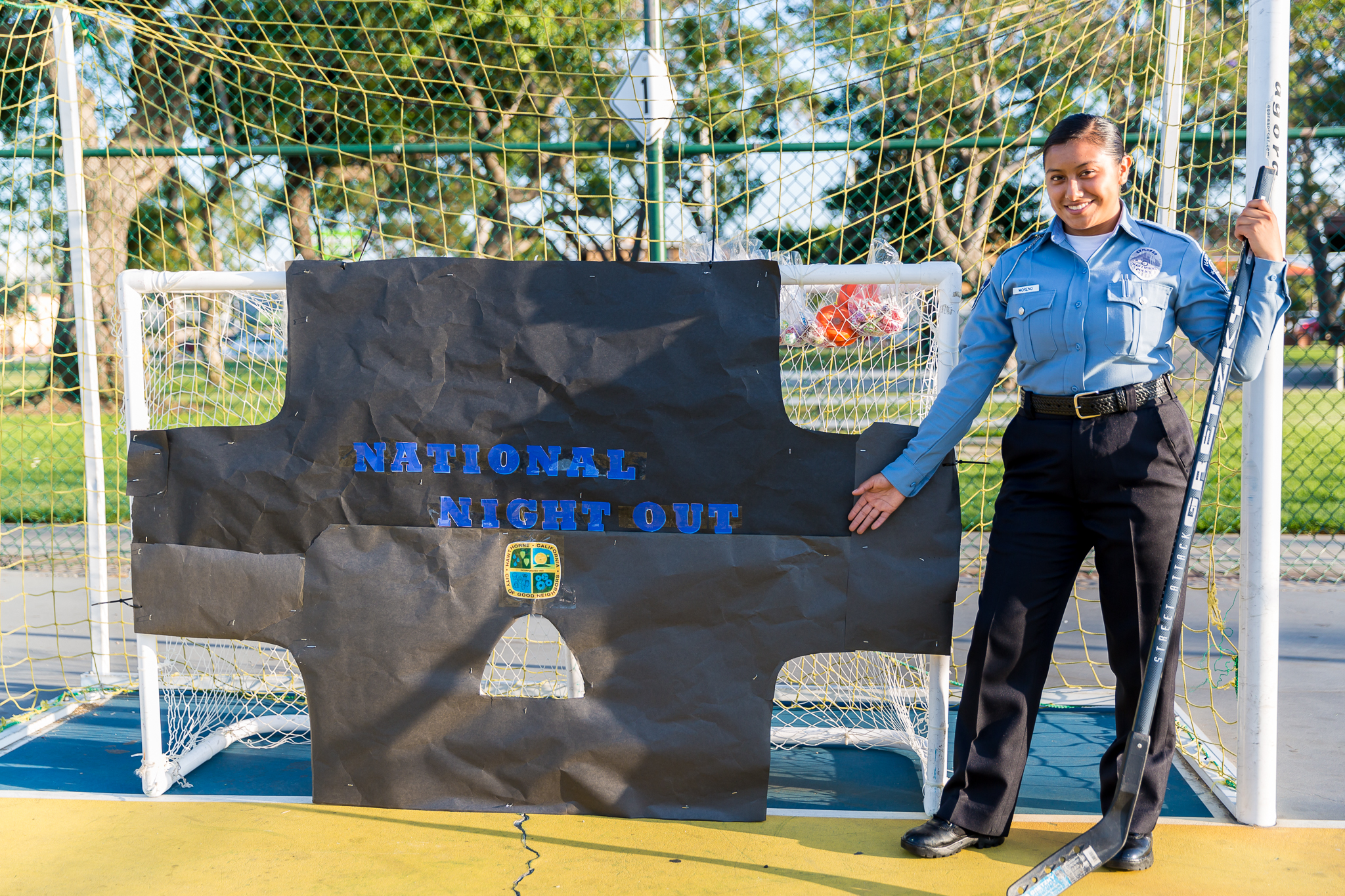National Night Out Banner
