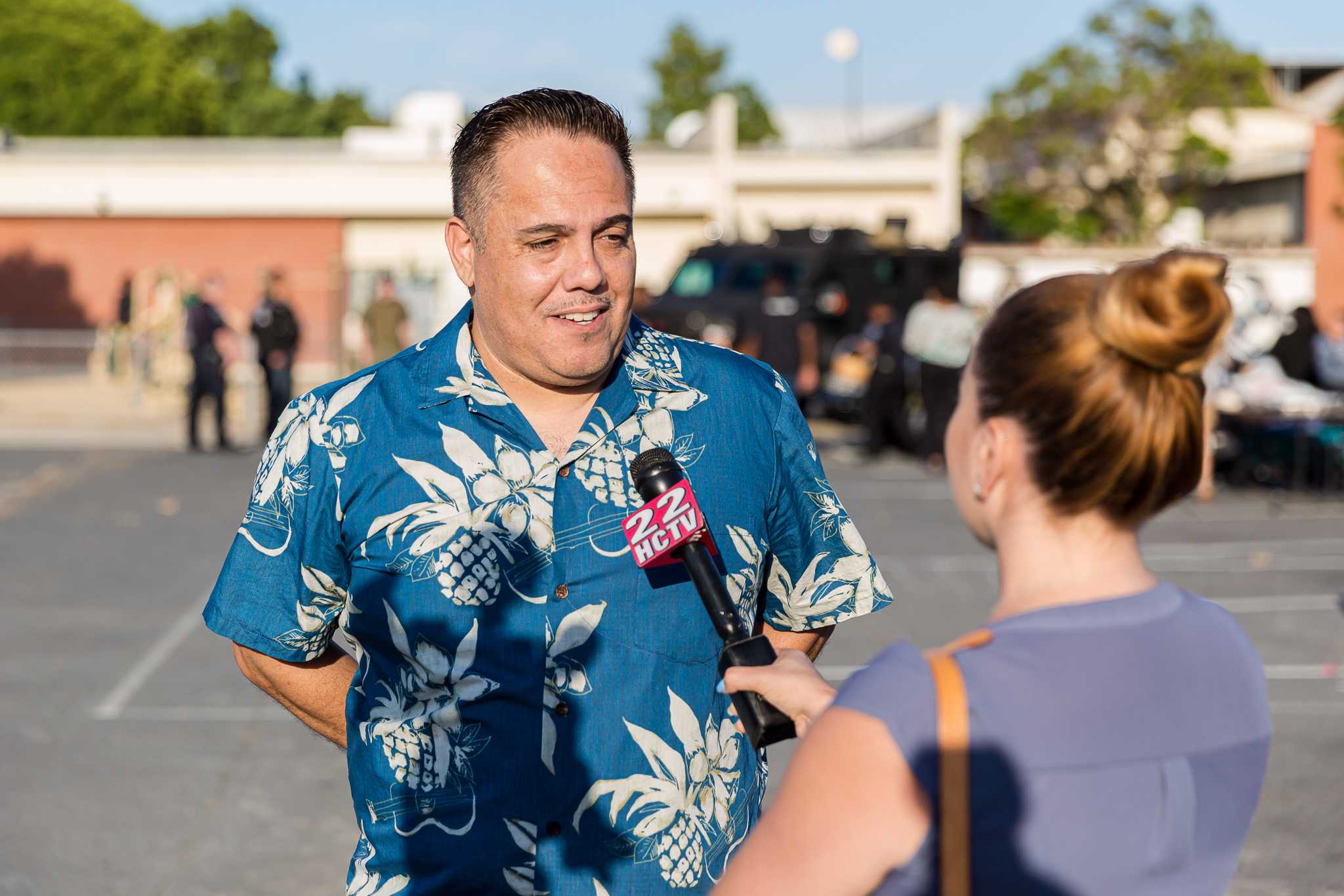 Interview with Mayor Alex Vargas