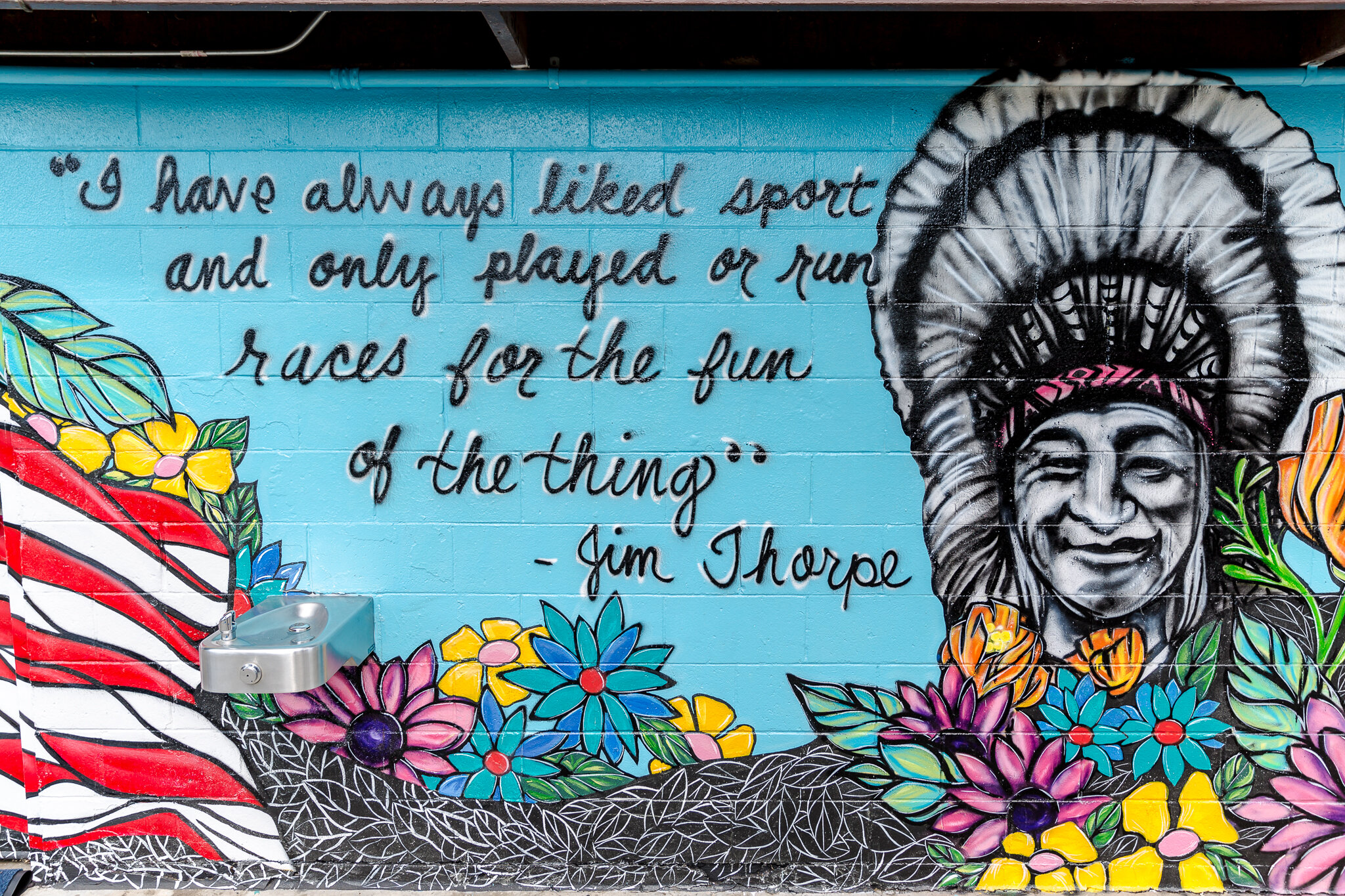 Quote by Jim Thorpe