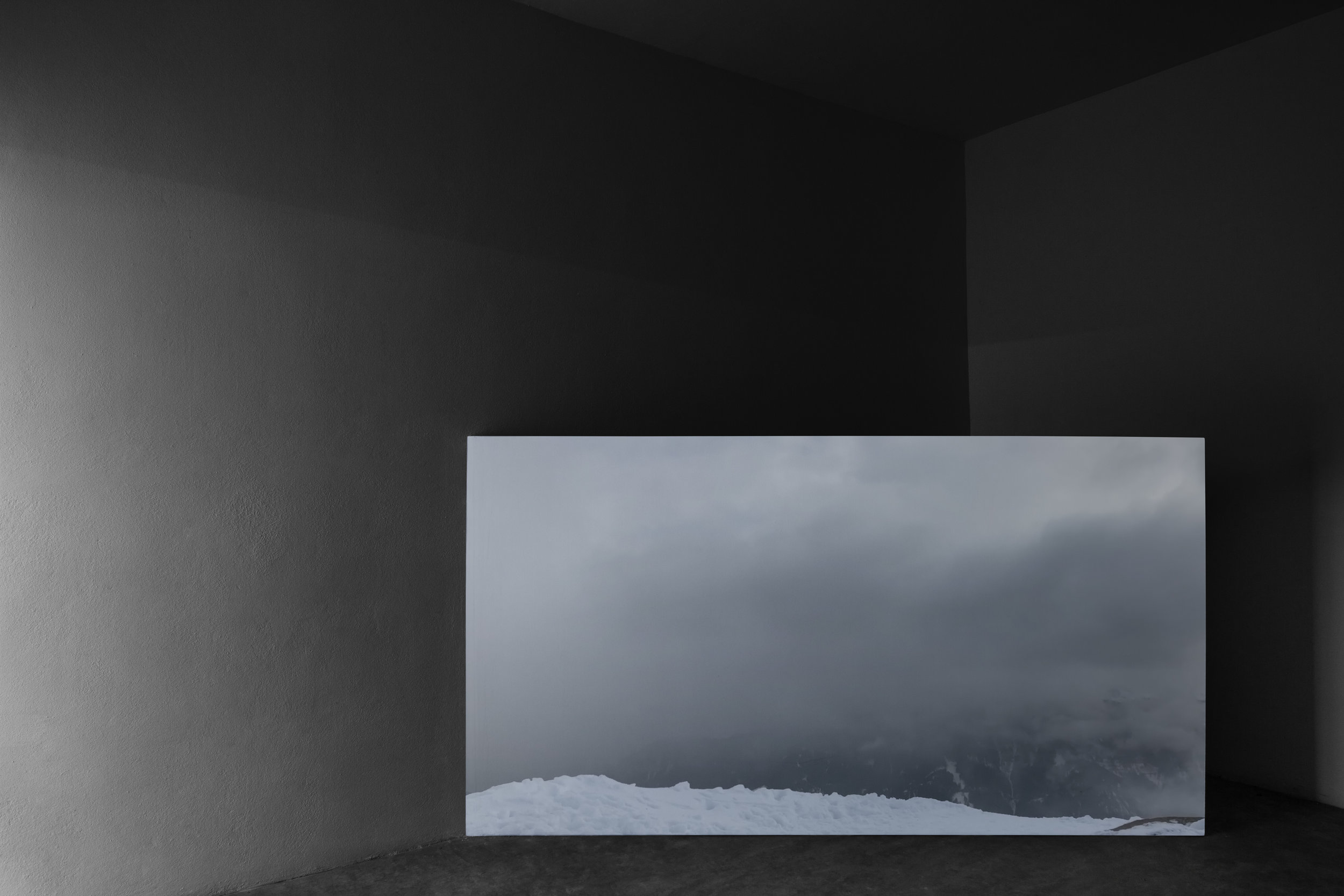 Untitled   2018  Single Channel Projection Video  Running Time: 1:01 Minutes, Looped