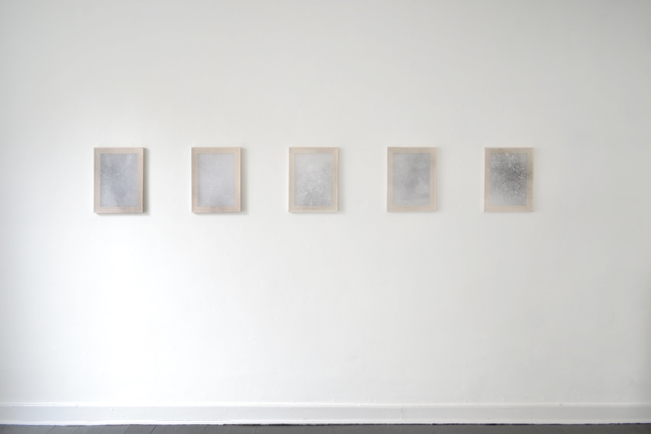 Installation Shot For  Honey  at Marie Kirkegaard Gallery. Copenhagen, Denmark