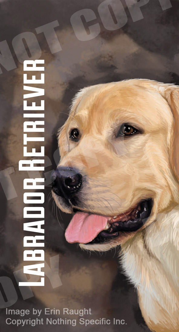 7000 - Yellow Labrador Retriever Brown - Dog Pet.jpg