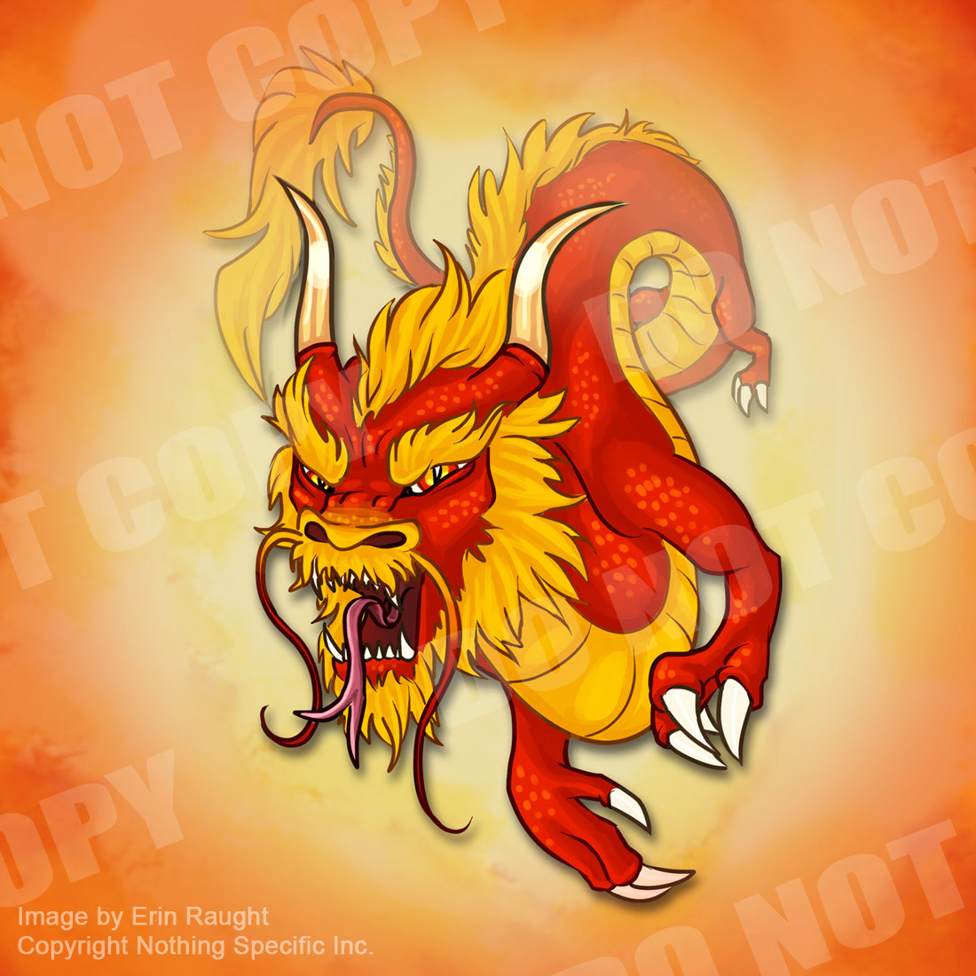7179 - Chinese Dragon - Flying Serpent - Fantasy - Red.jpg