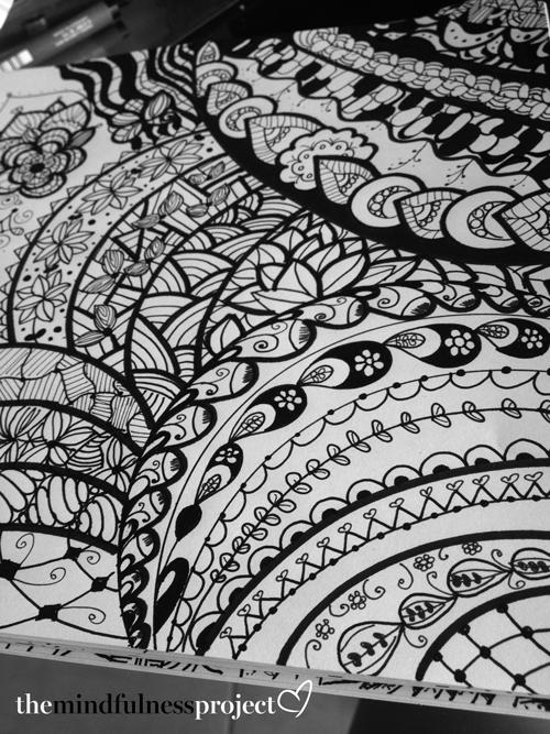 Ink over Paper, 9 x 9