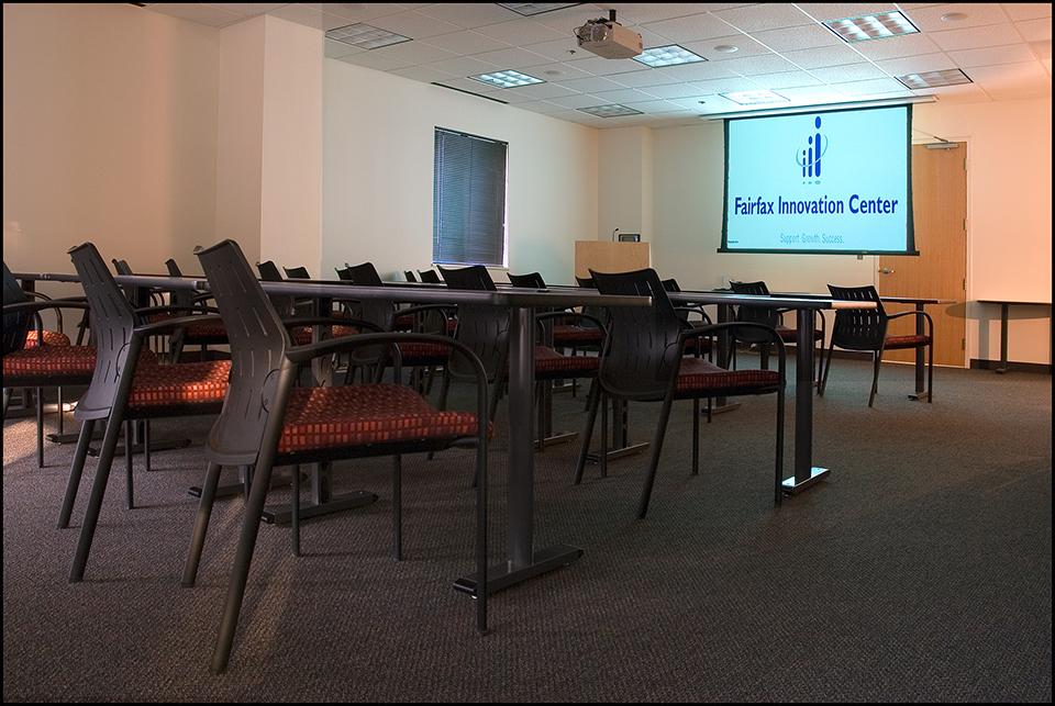 Classroom, Fairfax Innovation Center