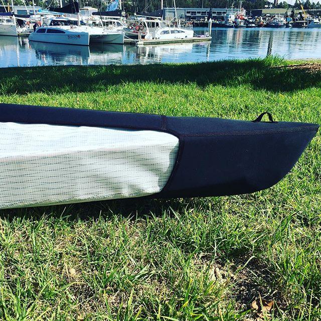 Neoprene kayak kondom #prototype #sydney #kayak