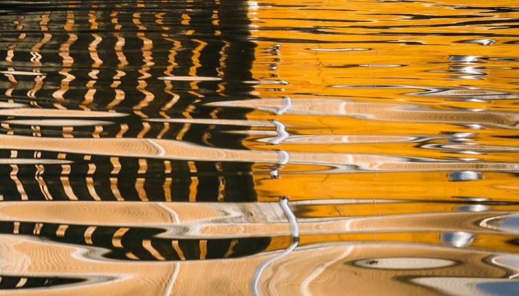 Orange Water Geometry
