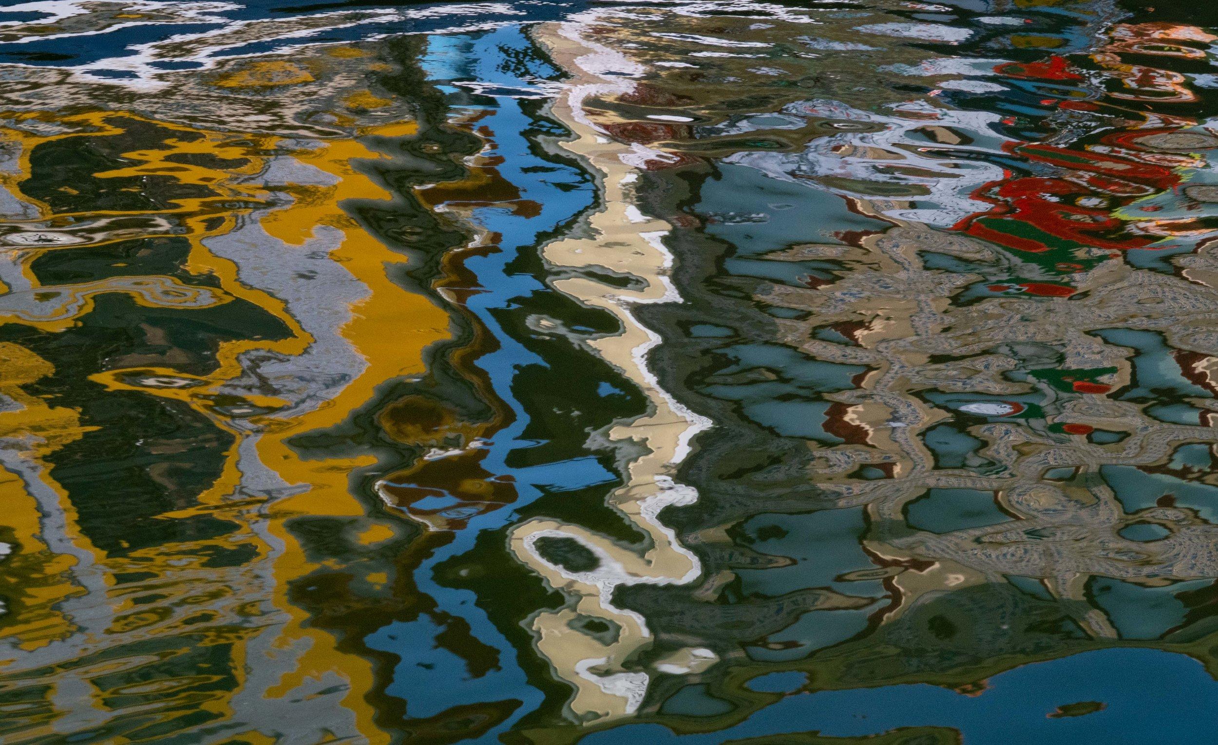 The Flow of Aveiro