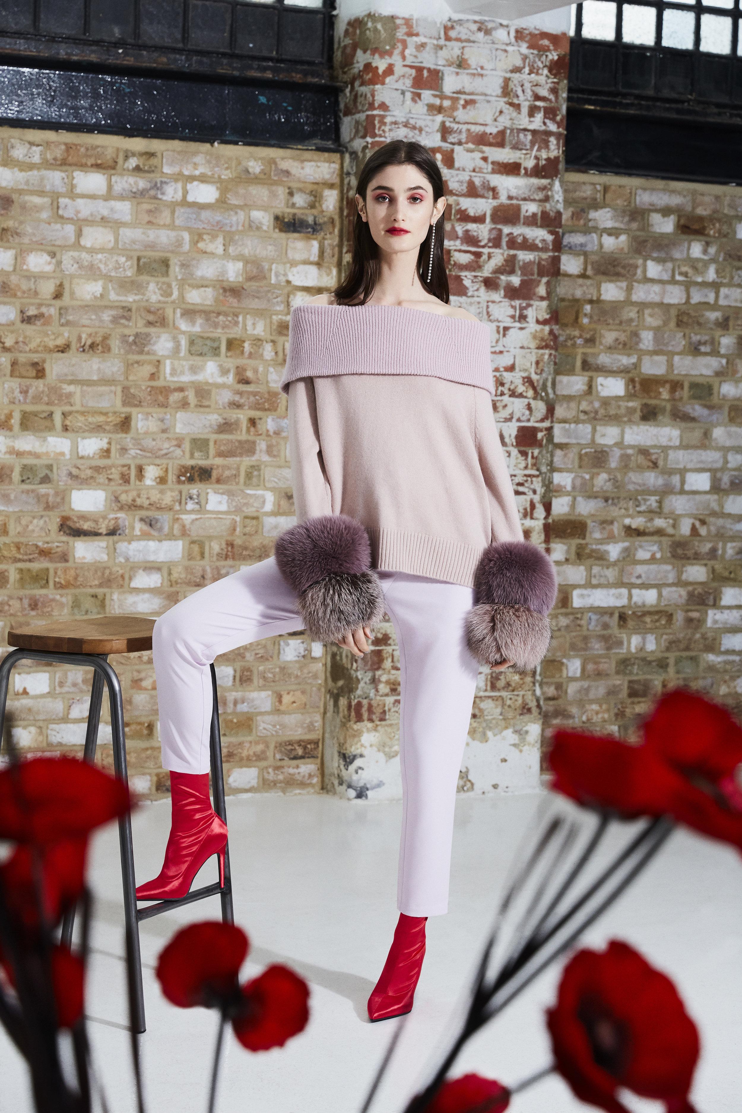 Pink Off Shoulder Sweater.jpg